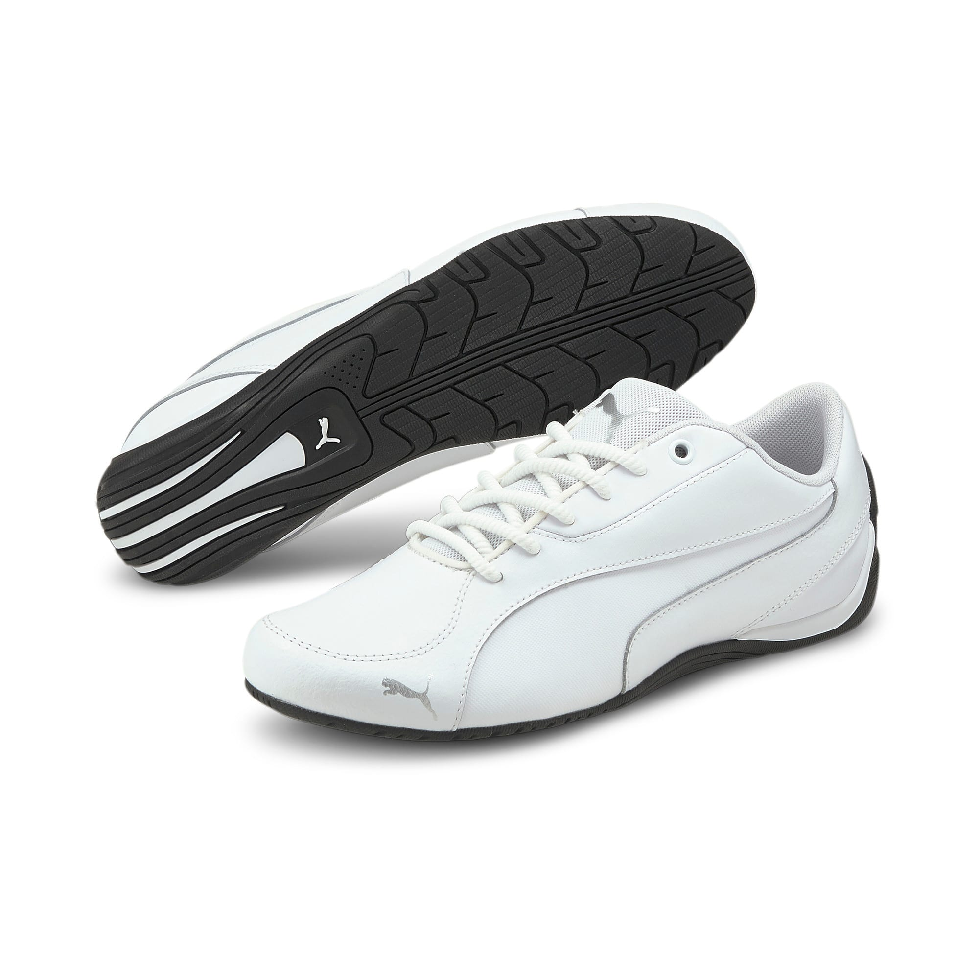Thumbnail 2 of Drift Cat 5 Core Men's Shoes, Puma White, medium