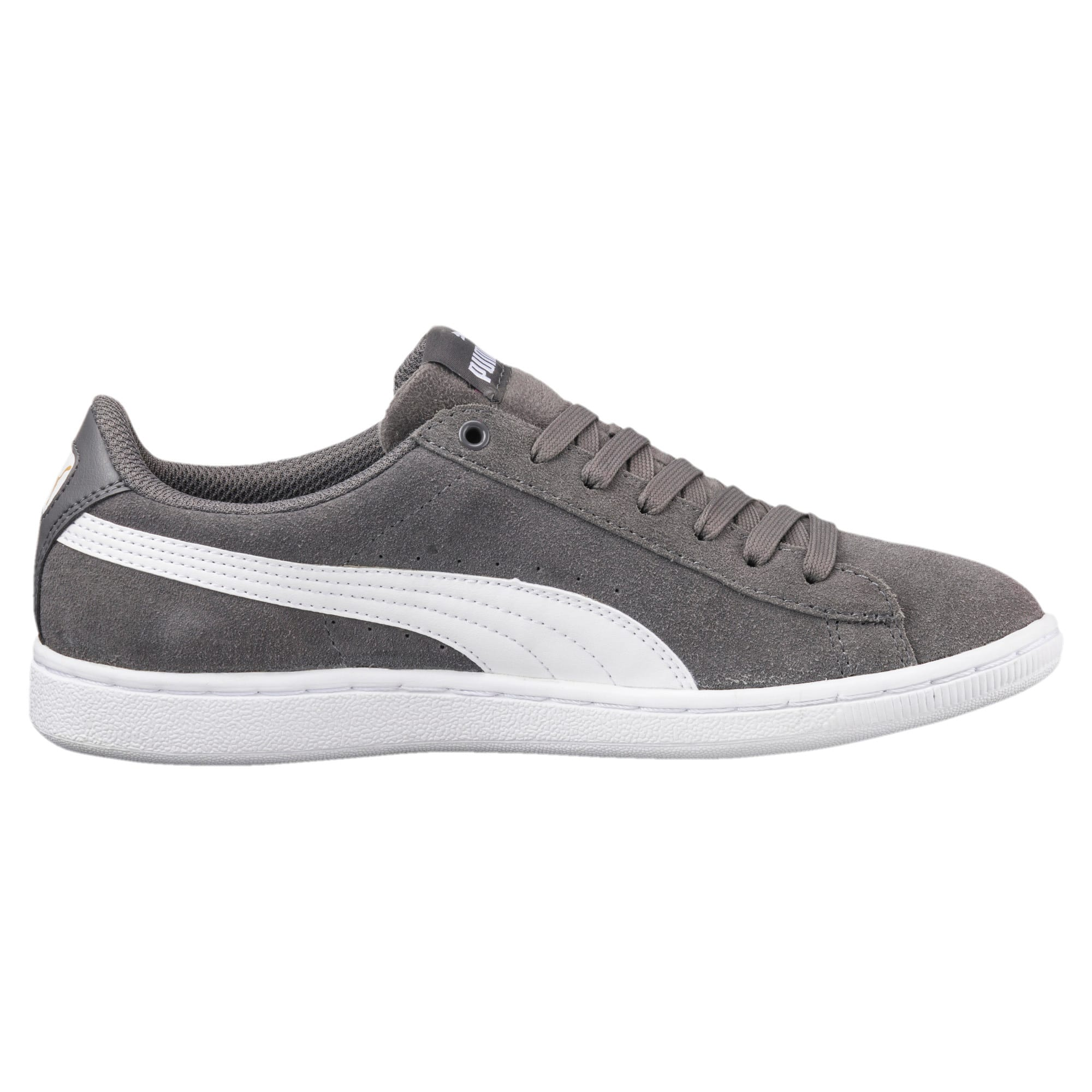 Vikky Women's Sneakers, QUIET SHADE-Puma White, large
