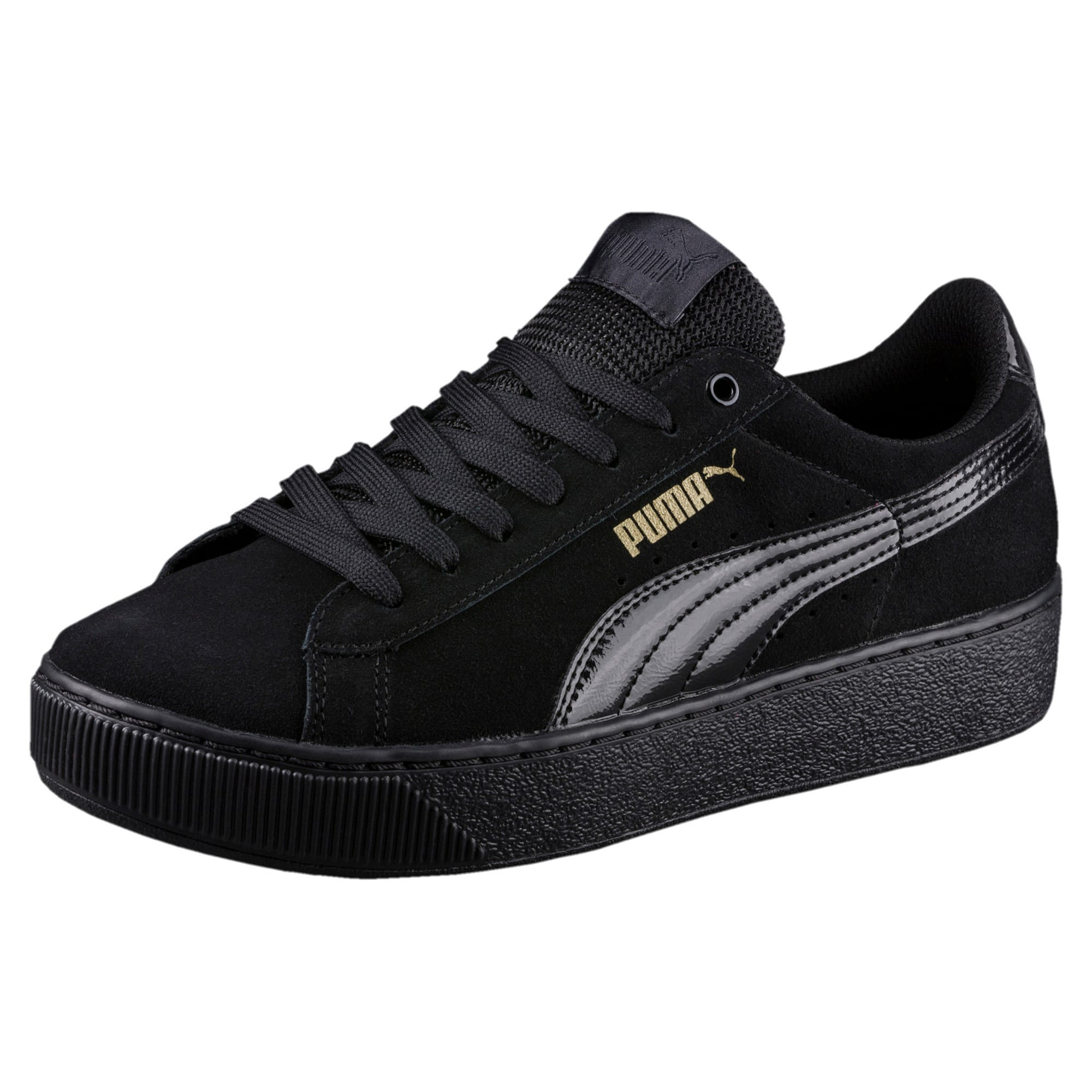 PUMA Vikky Platform Women's Suede Shoes in 2019   Products