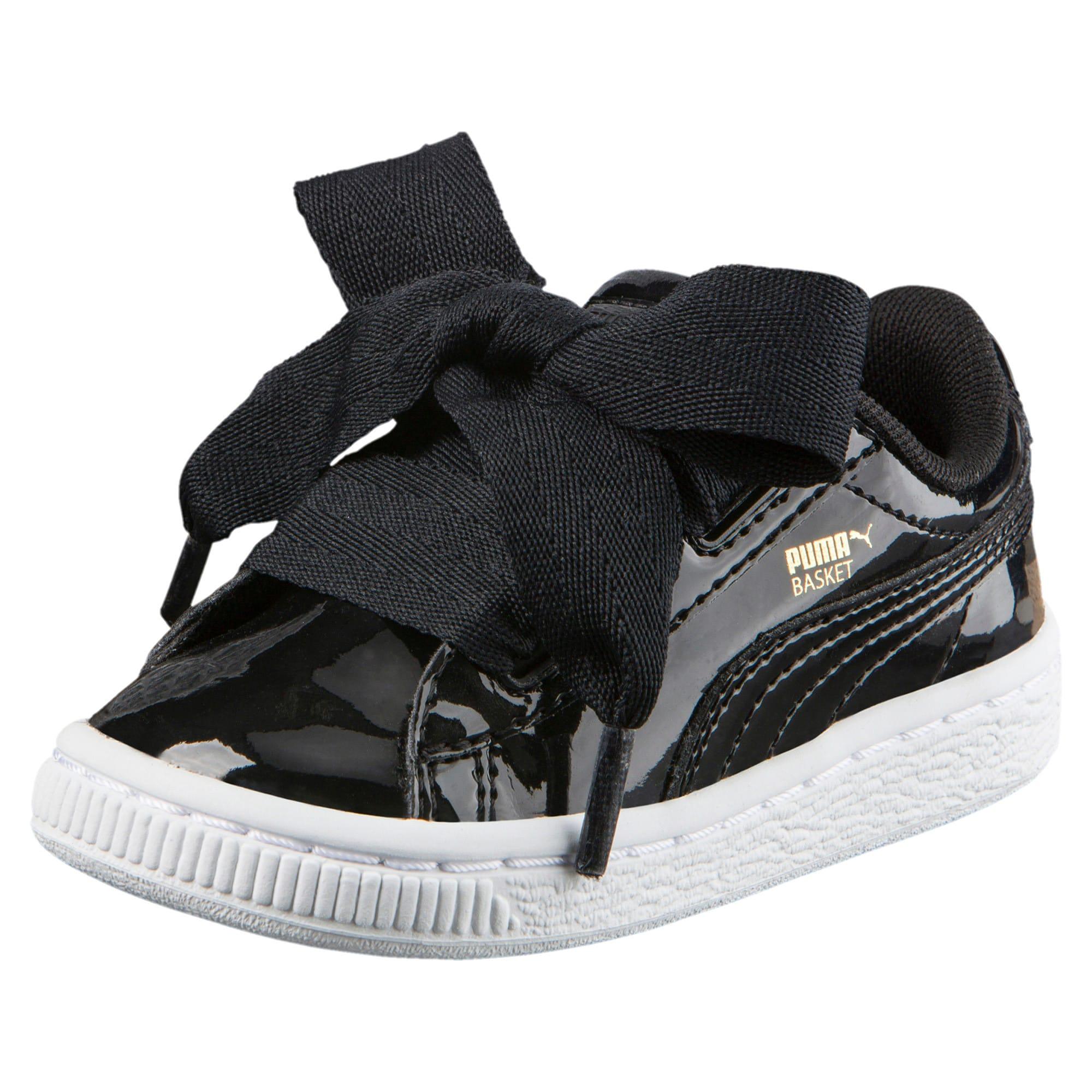 online retailer 6fcf3 7776d Basket Heart Babies' Trainers
