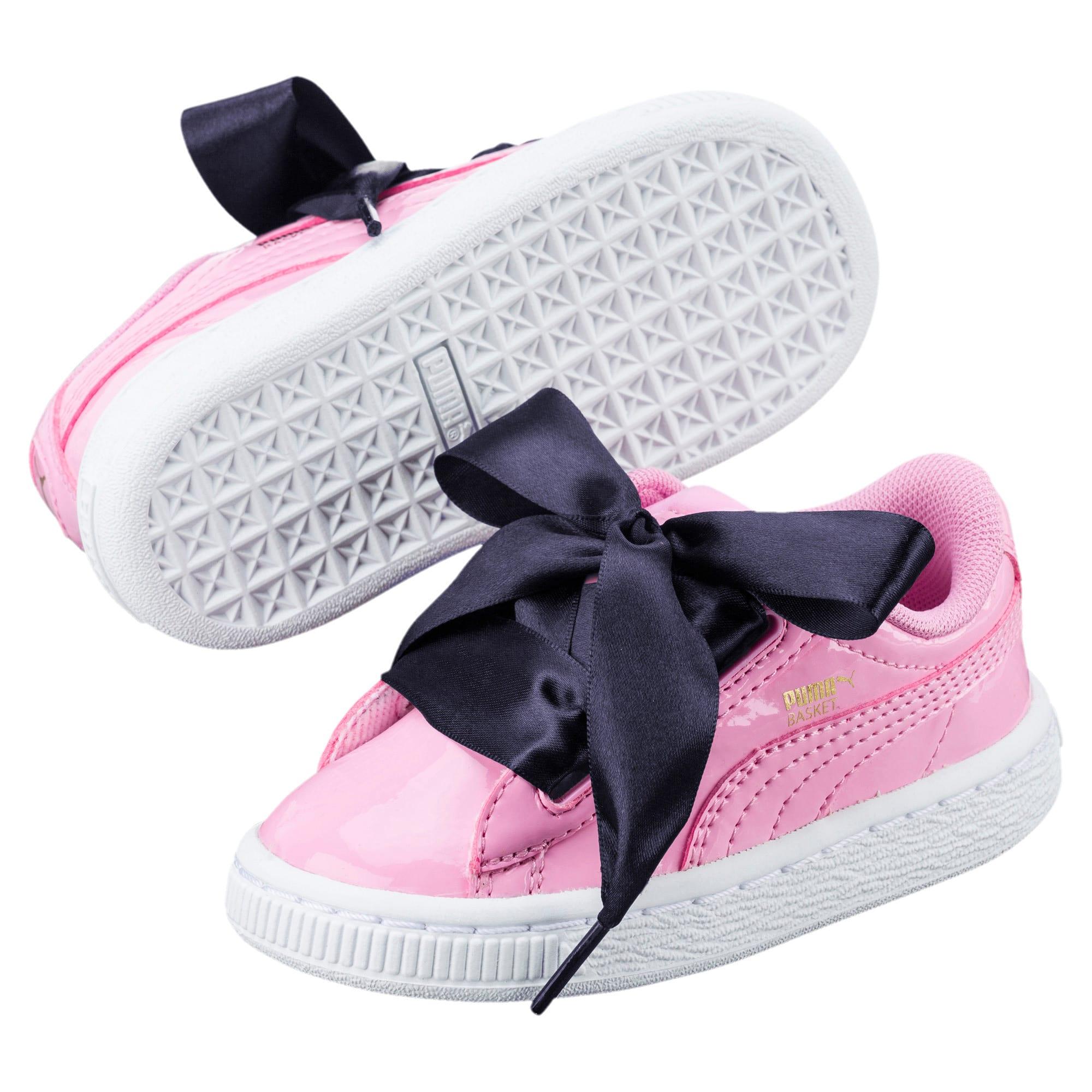 online retailer 51902 acf05 Basket Heart Babies' Trainers