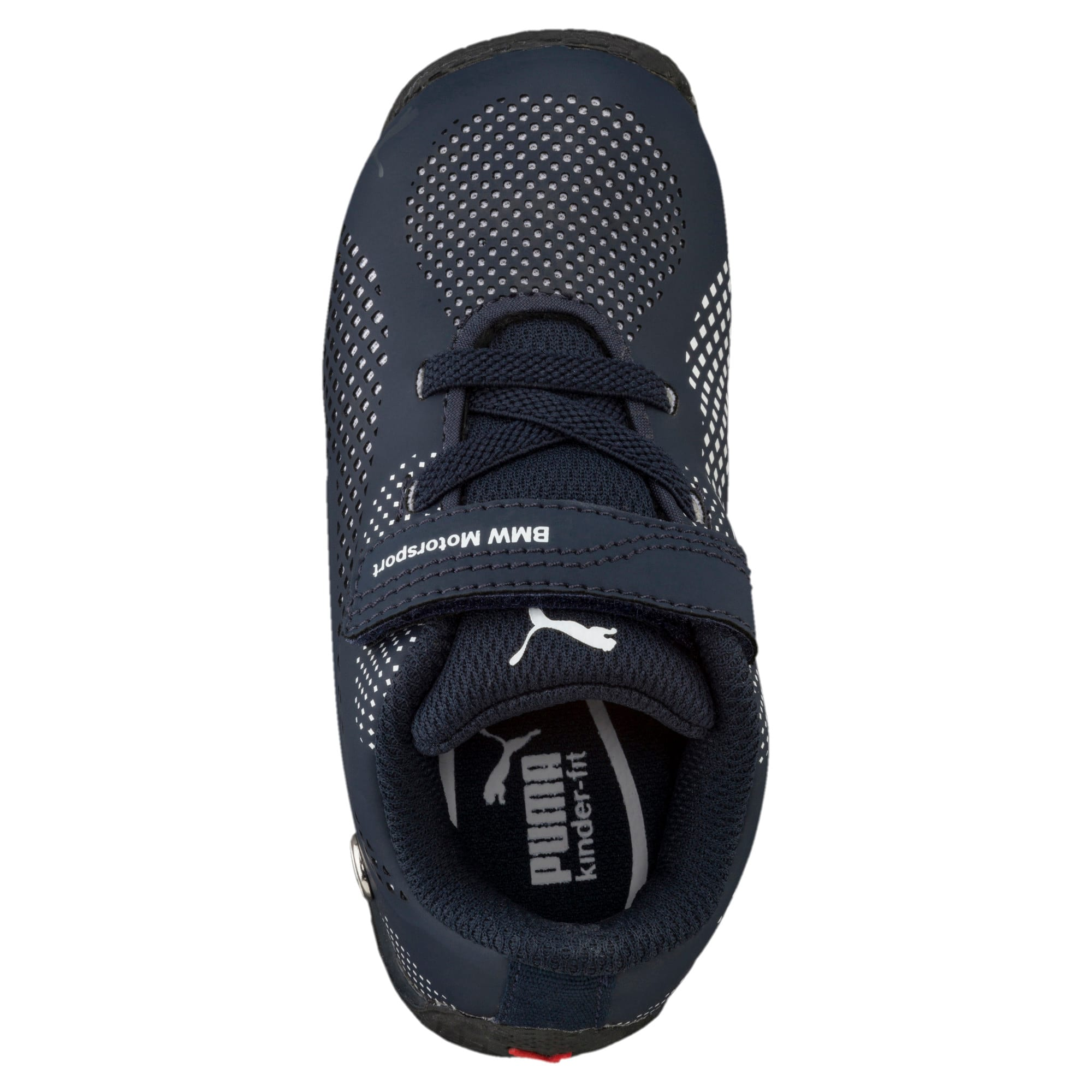Thumbnail 4 of BMW MS Drift Cat 5 Ultra Toddler Shoes, Team Blue-Puma White, medium