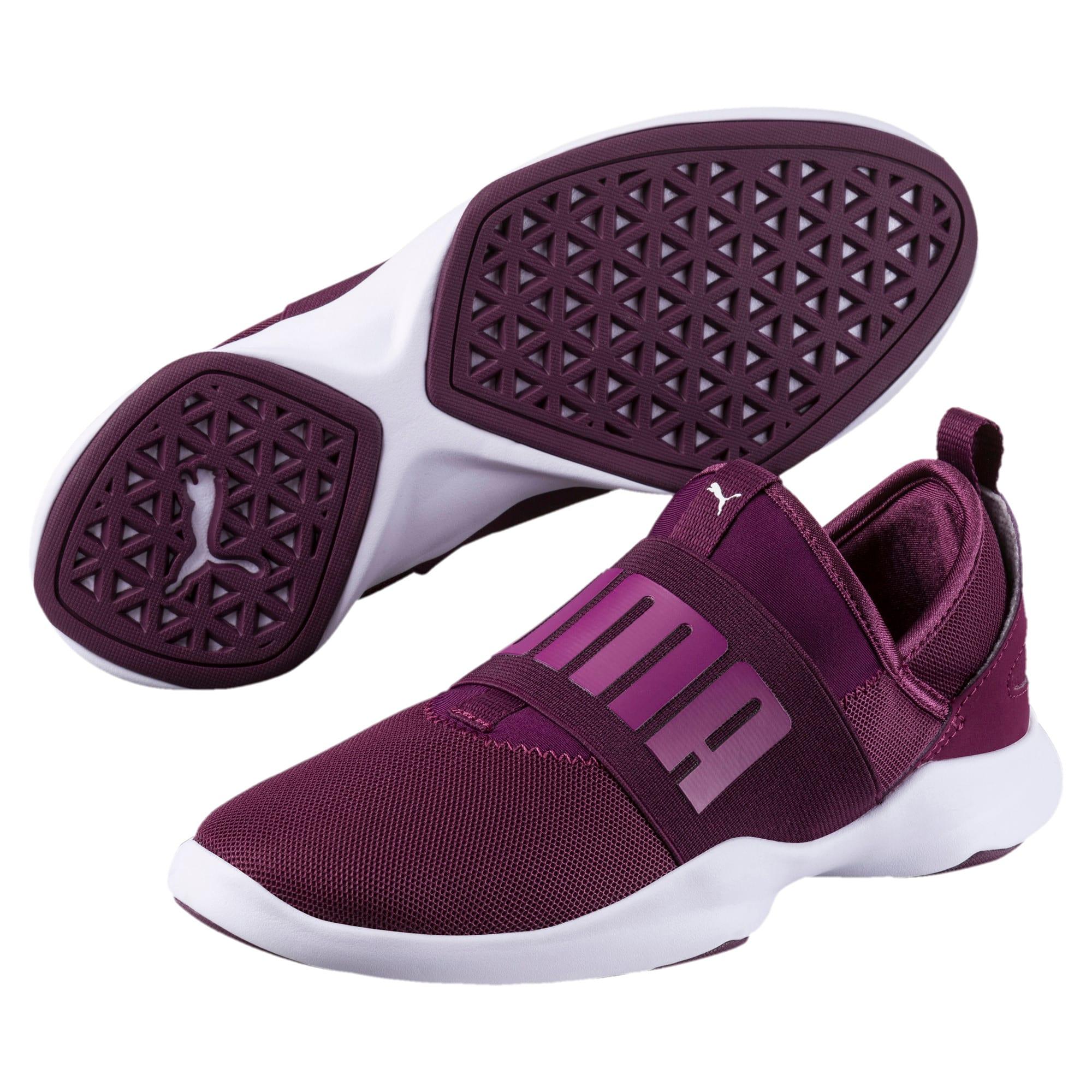 Thumbnail 2 of Dare Unisex Training Shoes, Dark Purple-Dark Purple, medium