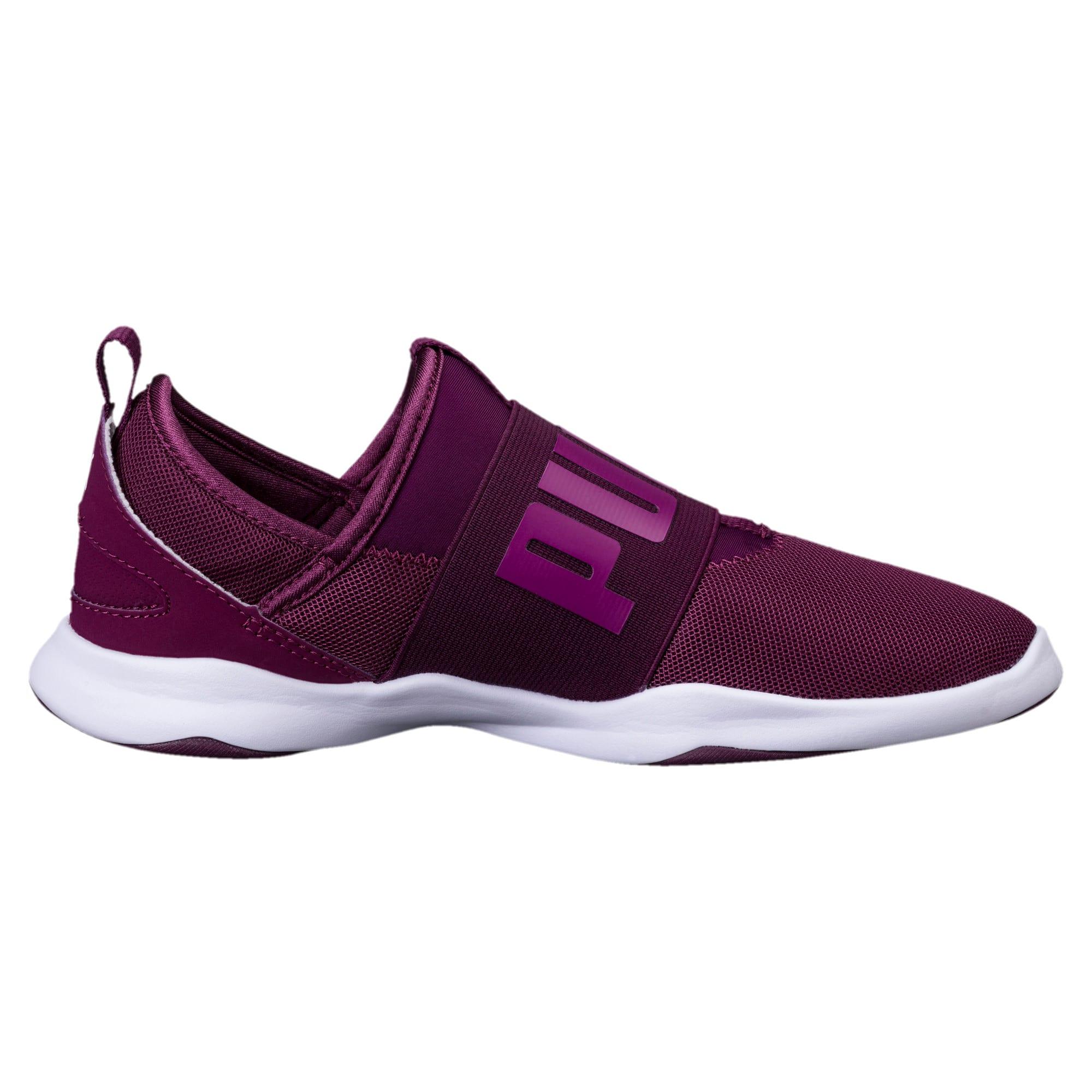 Thumbnail 3 of Dare Unisex Training Shoes, Dark Purple-Dark Purple, medium