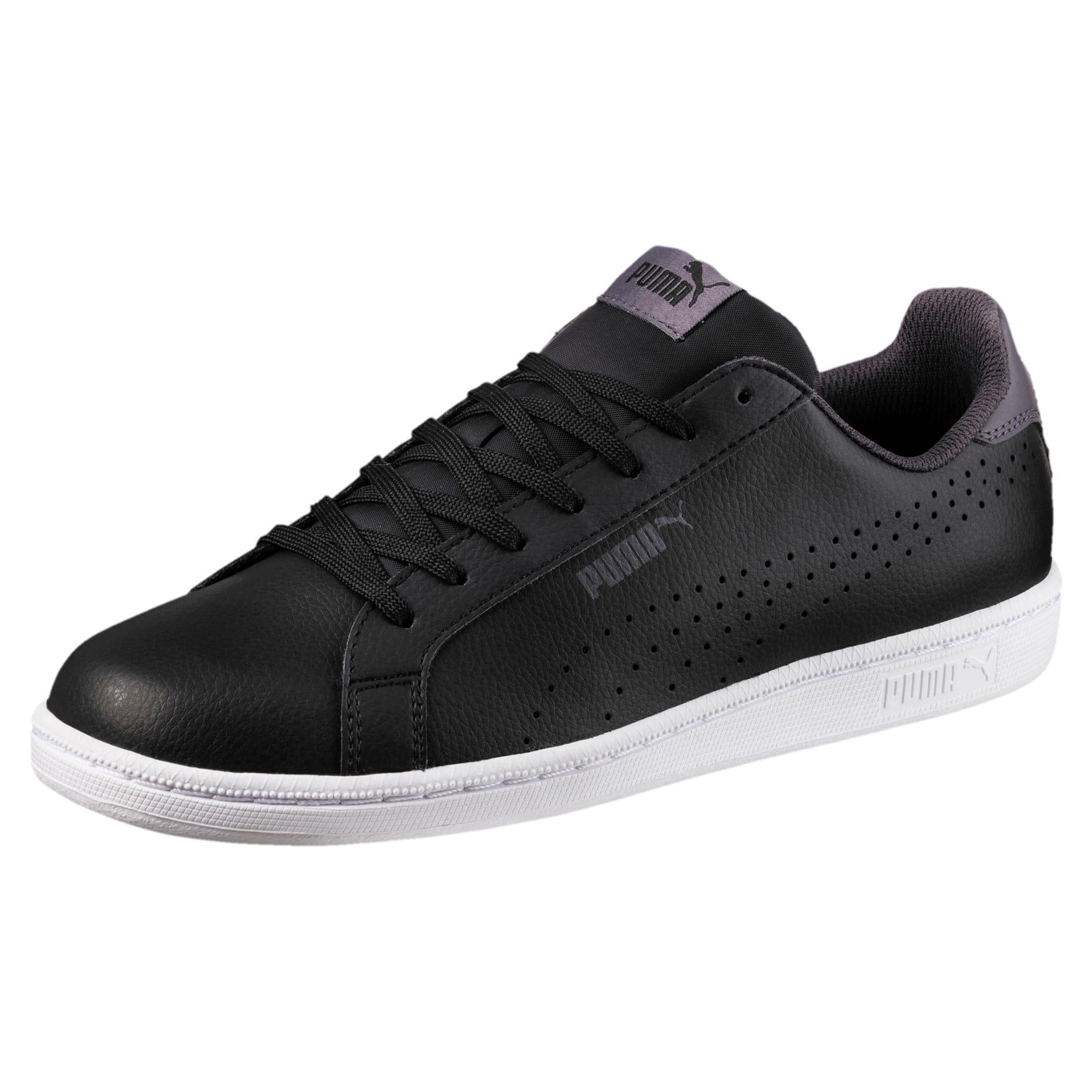 Thumbnail 1 of PUMA Smash Perf Sneakers, Puma Black-Periscope, medium