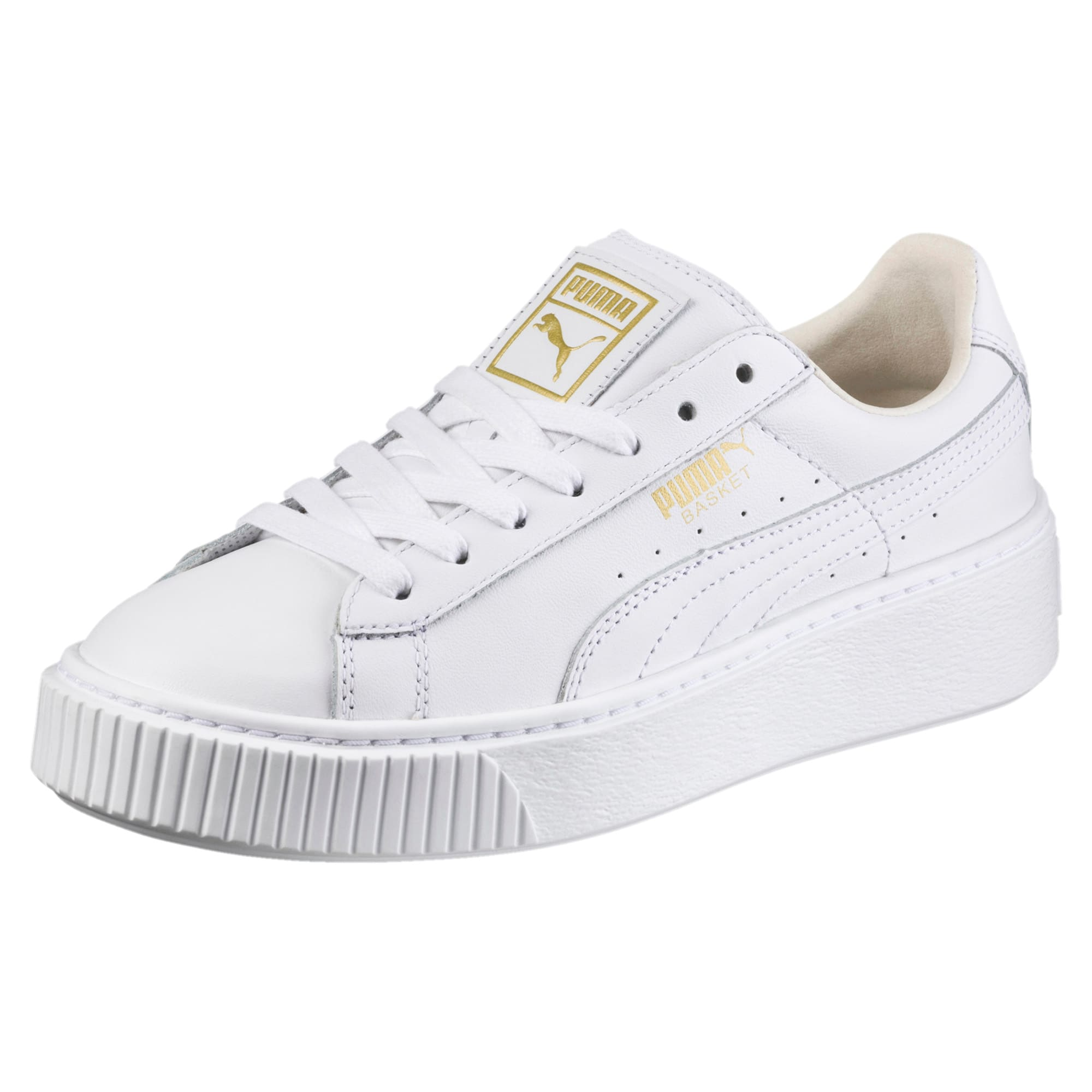 best sneakers b1c4f d6f8a Basket Platform Core Women's Sneakers