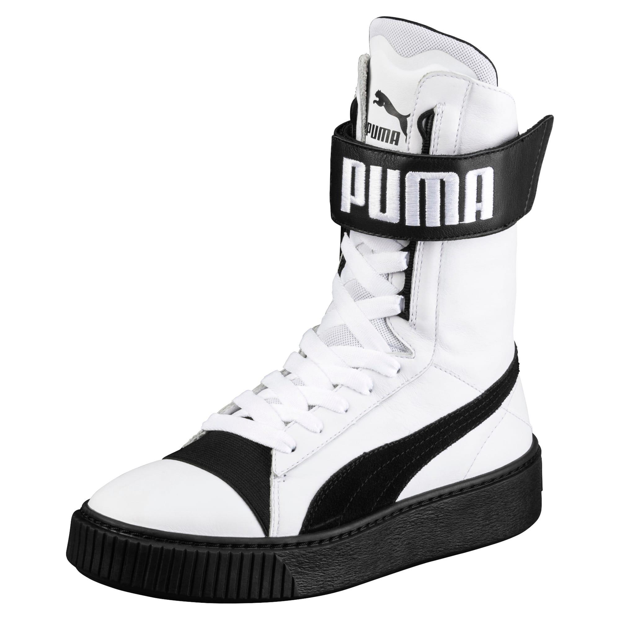 meet 9c6e7 730d5 Stivali Platform Boot donna