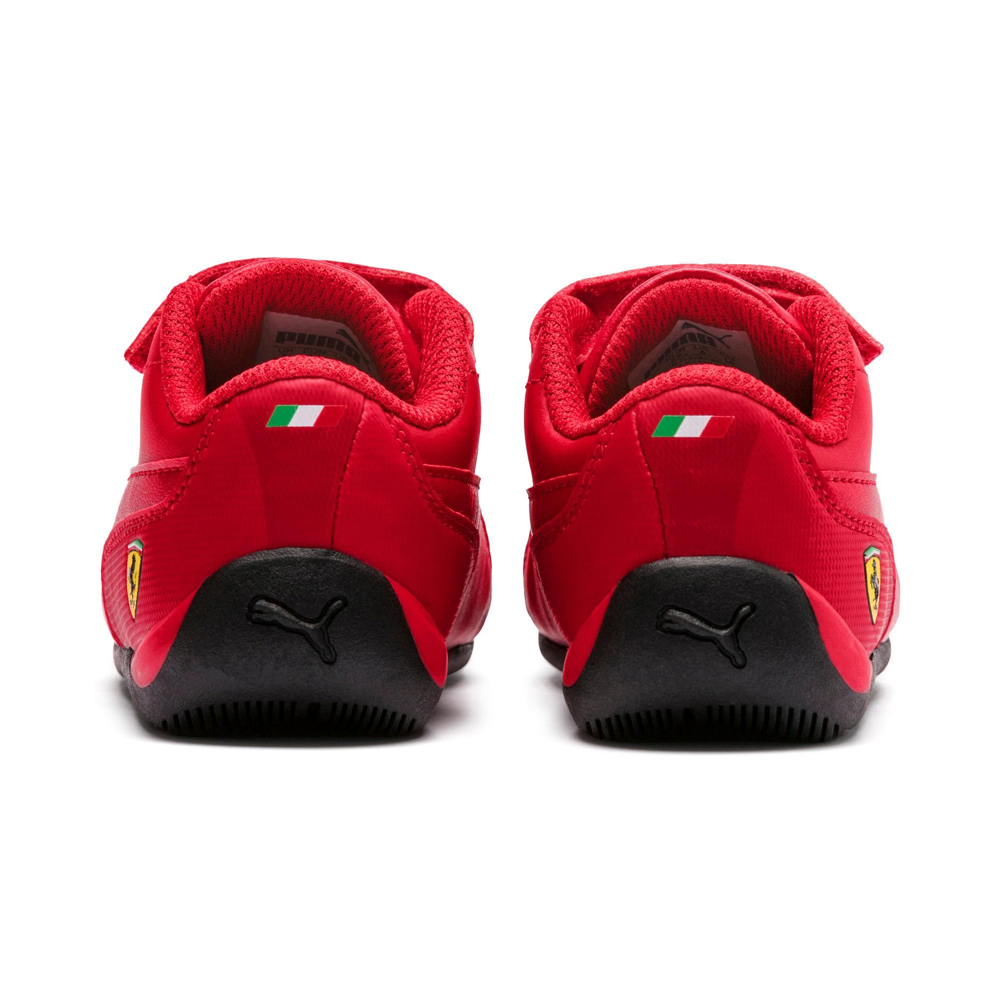 Thumbnail 4 of Ferrari Drift Cat 7 V Kinder Sneaker, Rosso Corsa-Rosso Corsa, medium