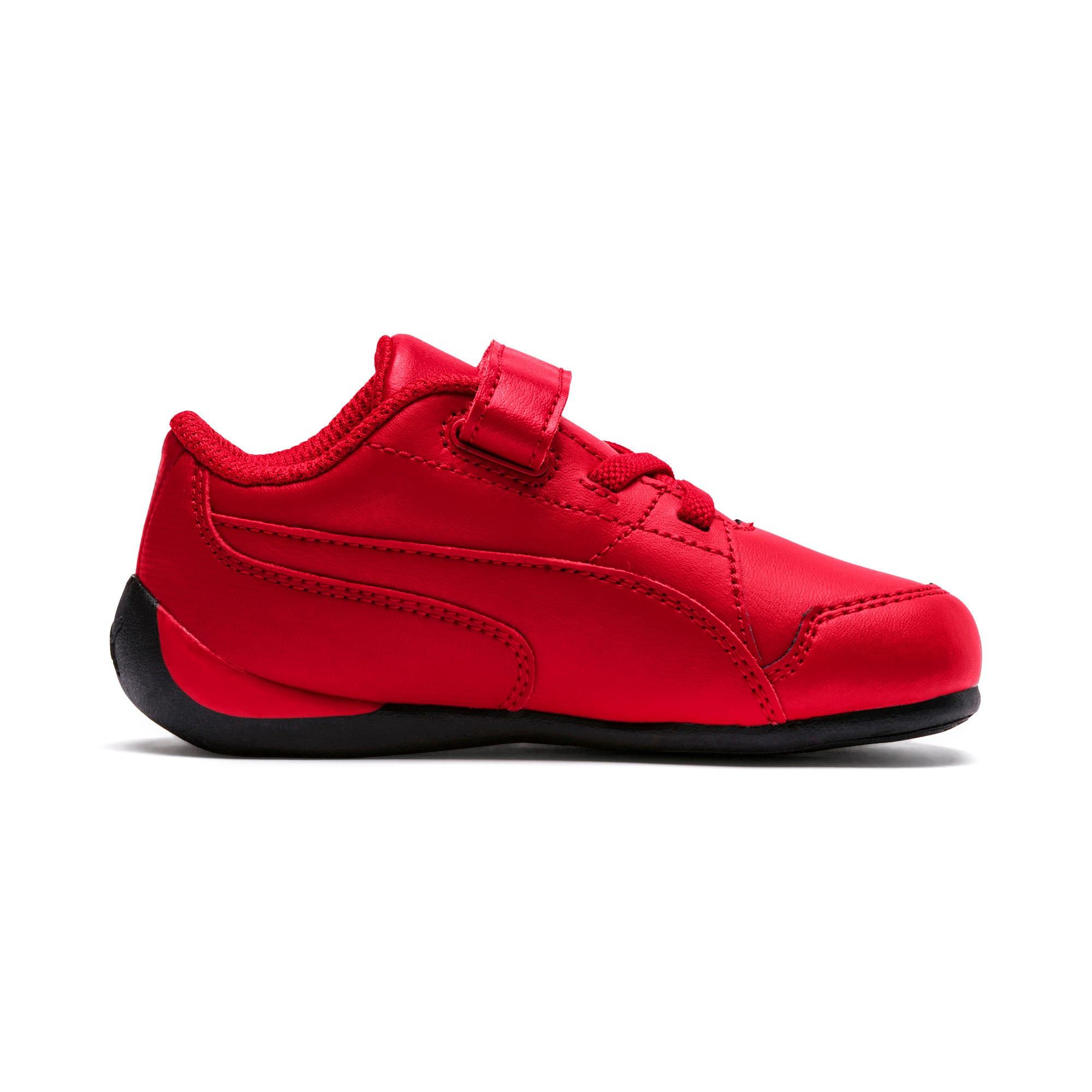 Thumbnail 5 of Ferrari Drift Cat 7 V Kinder Sneaker, Rosso Corsa-Rosso Corsa, medium