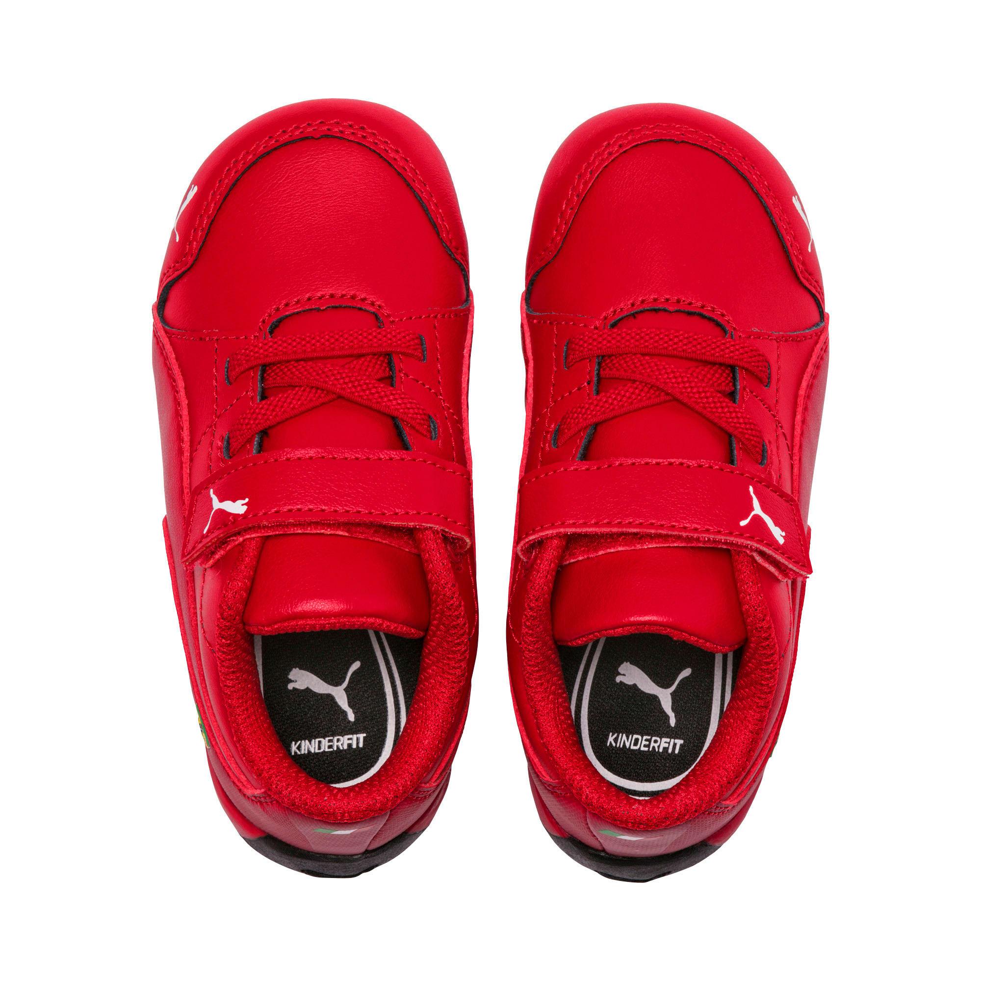 Thumbnail 6 of Ferrari Drift Cat 7 V Kinder Sneaker, Rosso Corsa-Rosso Corsa, medium