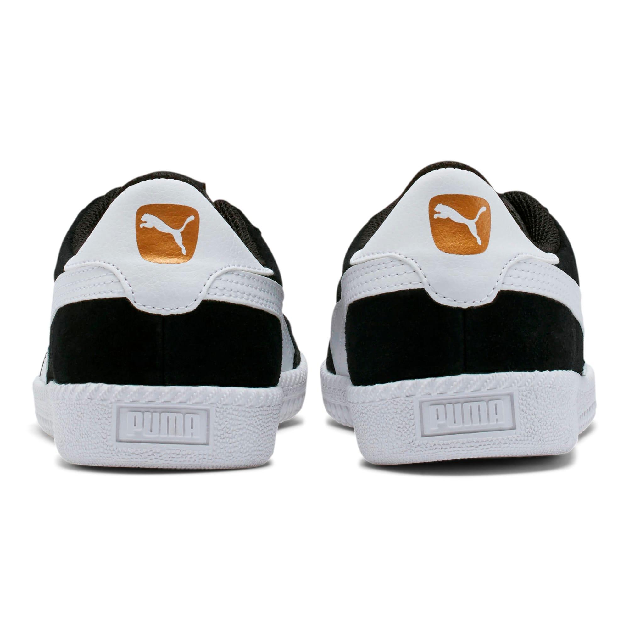 Thumbnail 4 of Astro Cup Suede Sneakers, Puma Black-Puma White, medium