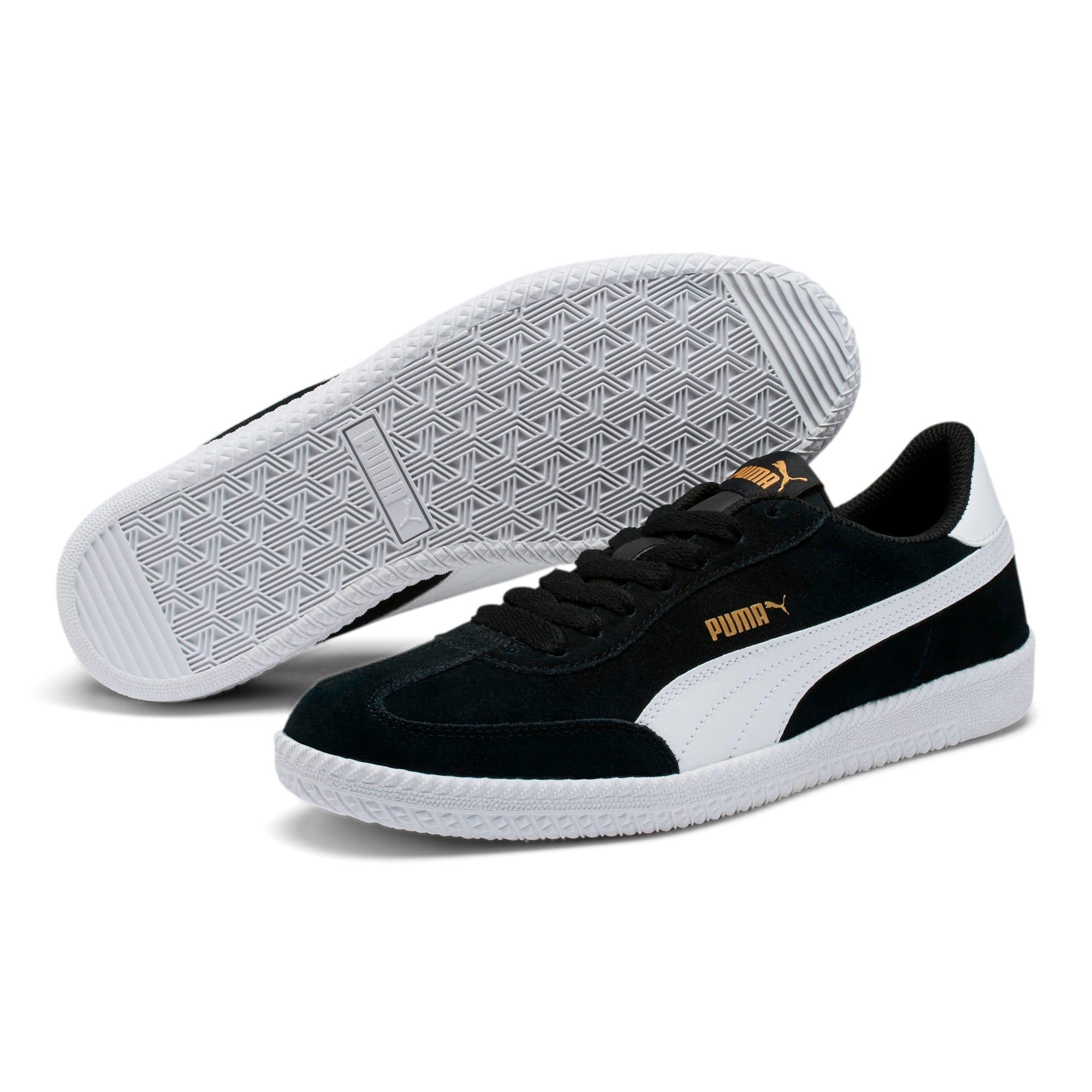 Thumbnail 2 of Astro Cup Suede Sneakers, Puma Black-Puma White, medium