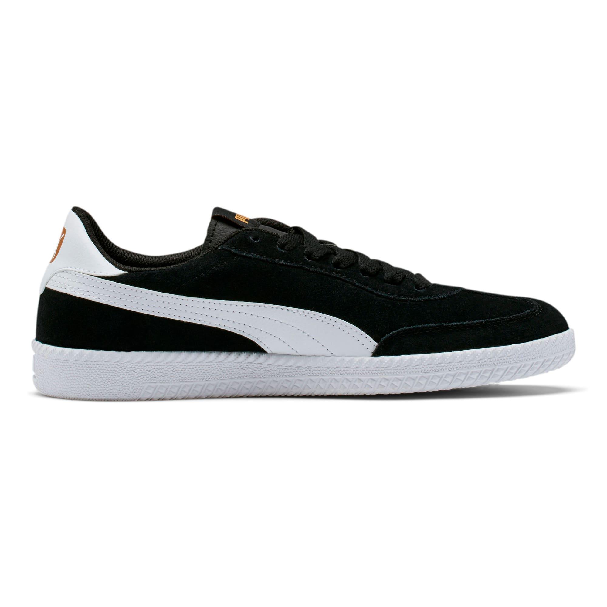 Thumbnail 5 of Astro Cup Suede Sneakers, Puma Black-Puma White, medium