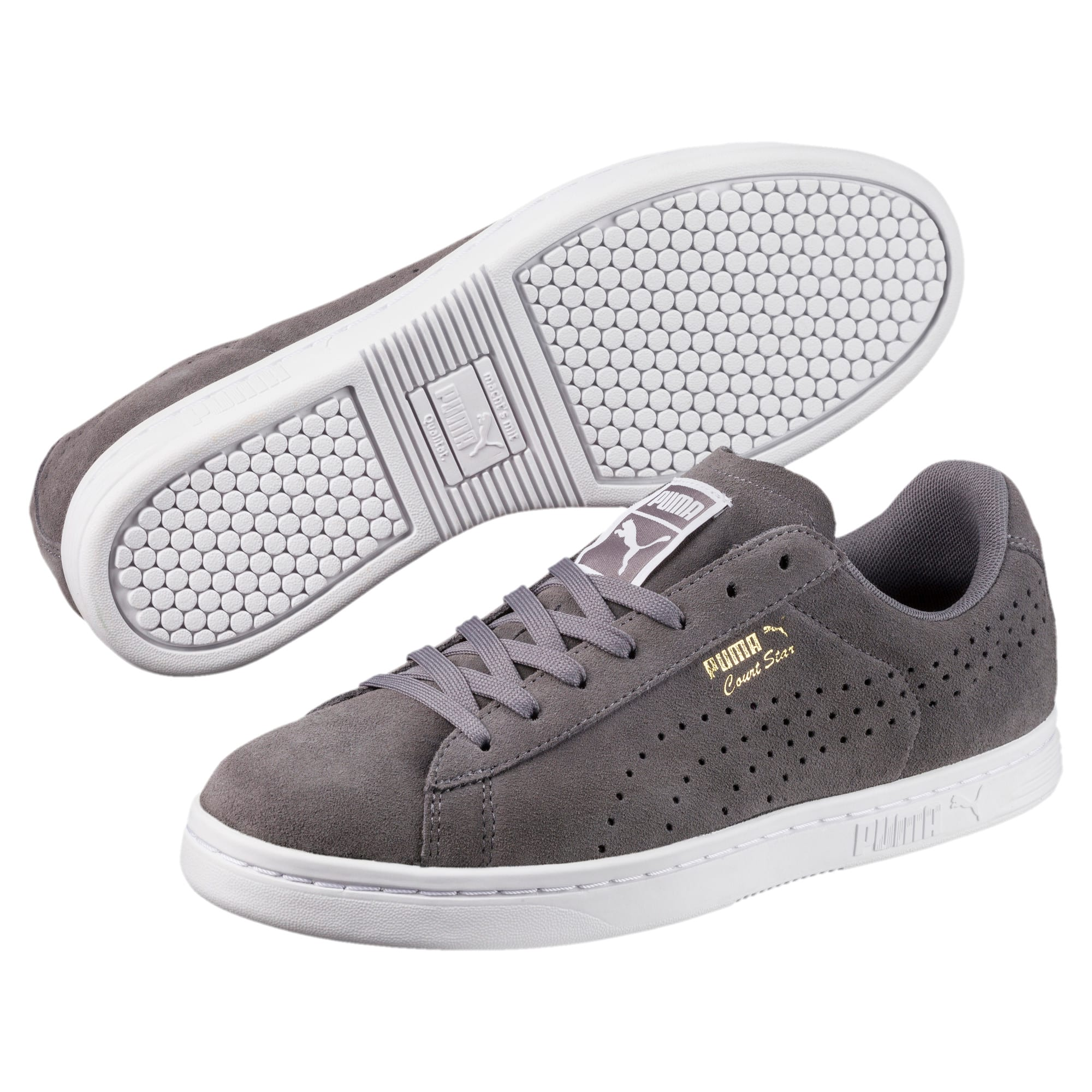 Thumbnail 2 of Court Star Suede Sneakers, QUIET SHADE, medium