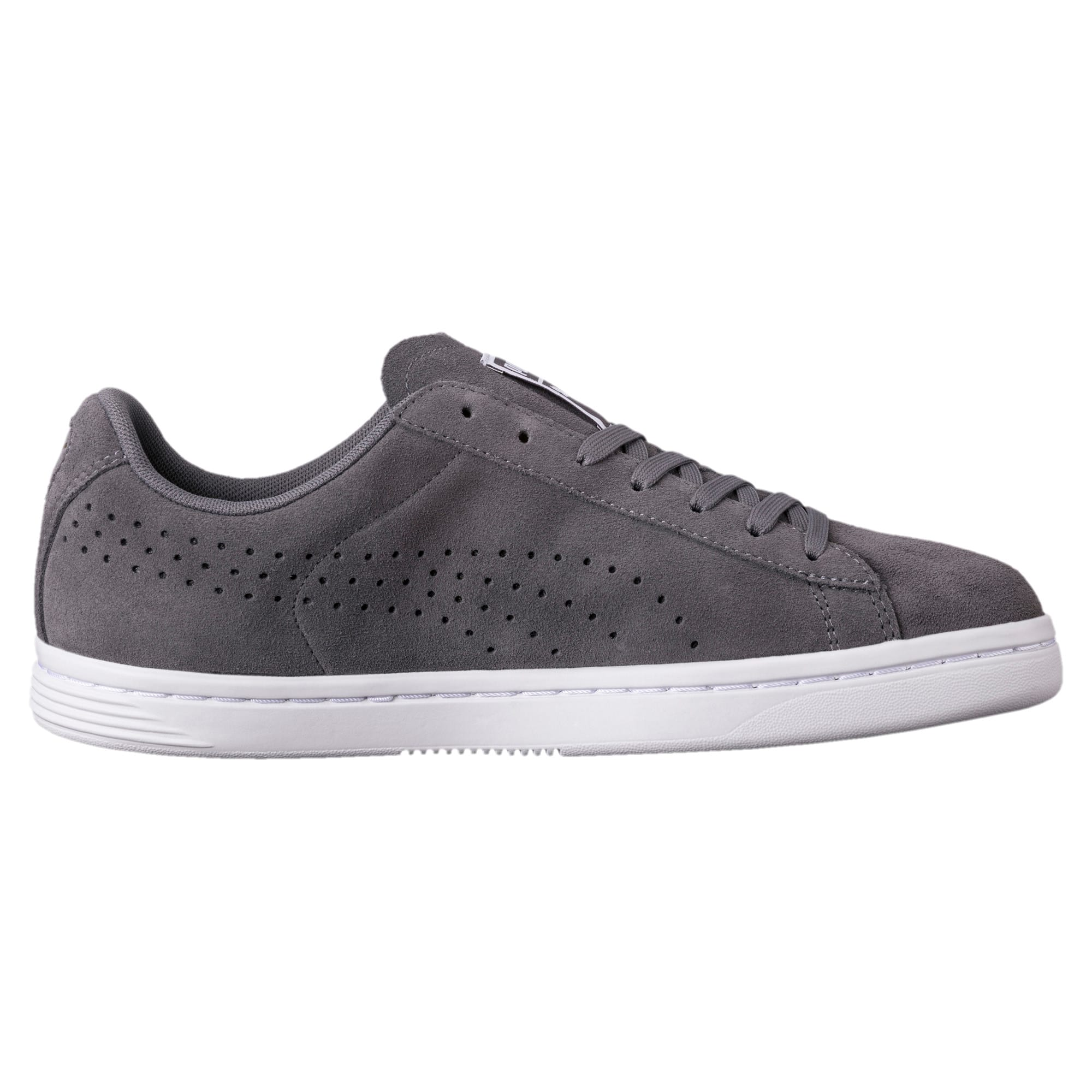Thumbnail 3 of Court Star Suede Sneakers, QUIET SHADE, medium