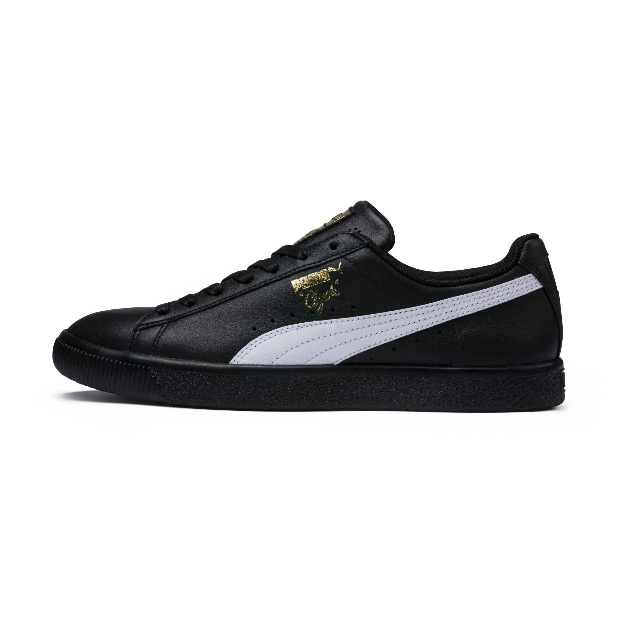 official photos 0d4bb 6ea29 Clyde Core Foil Men's Sneakers