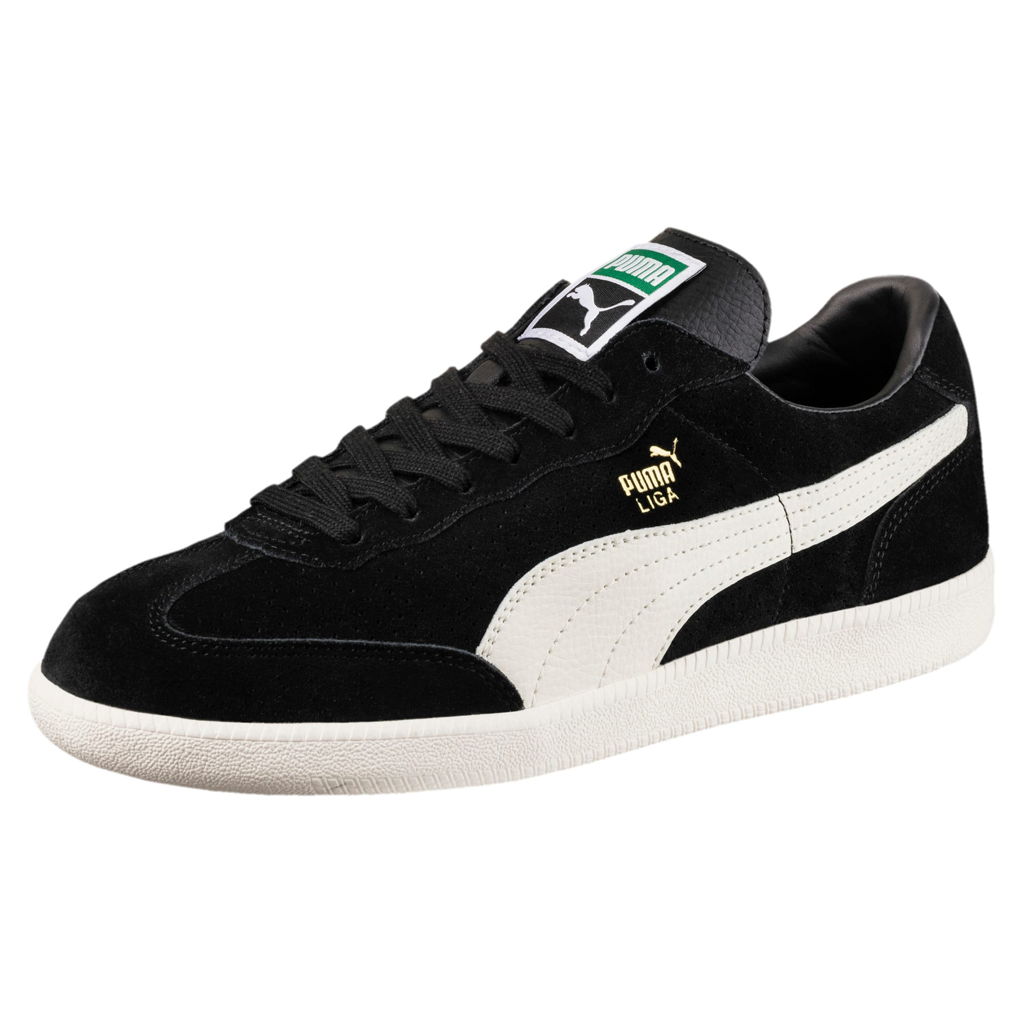 competitive price 22a34 88e24 Liga Suede Perf Trainers