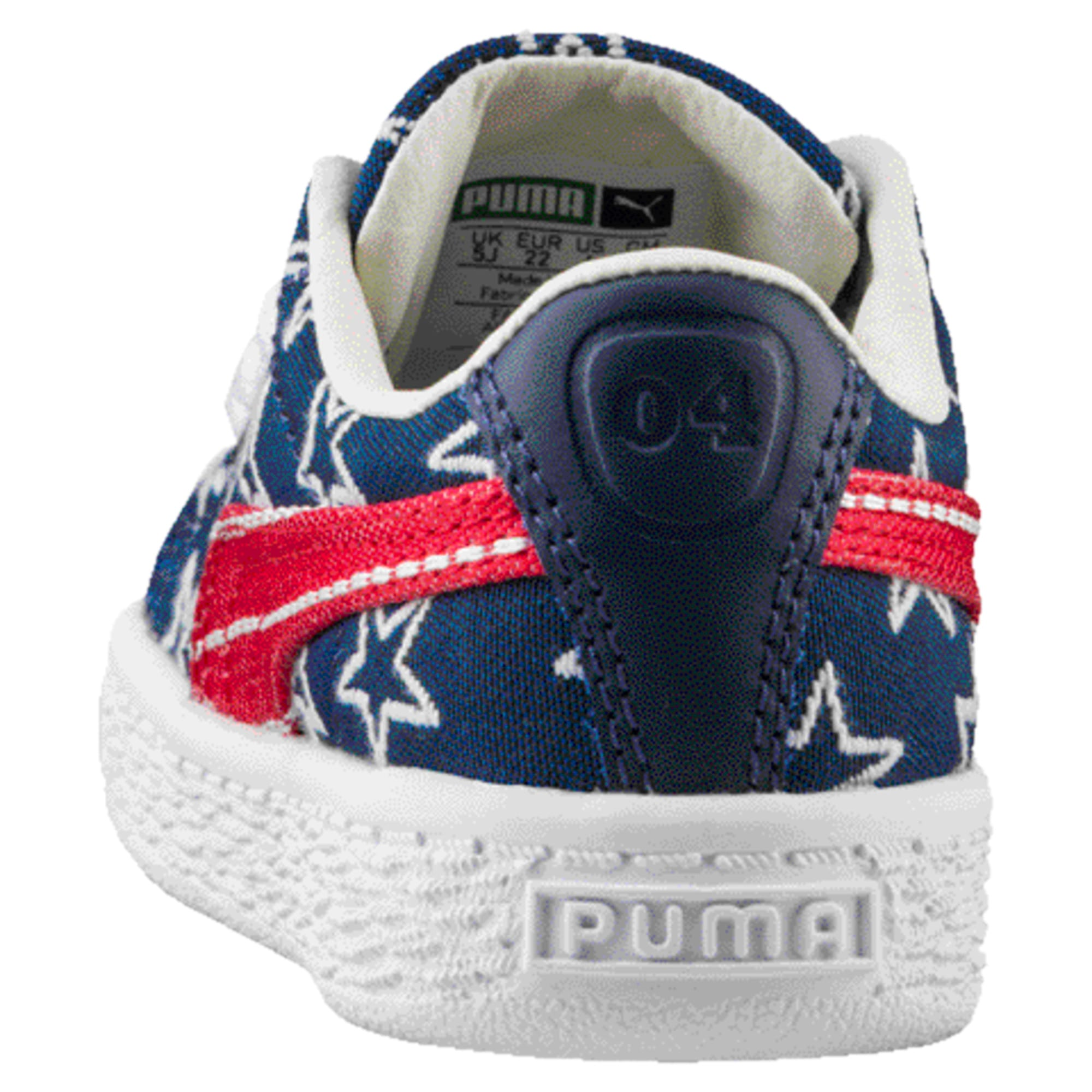 puma basket classic 4th of july