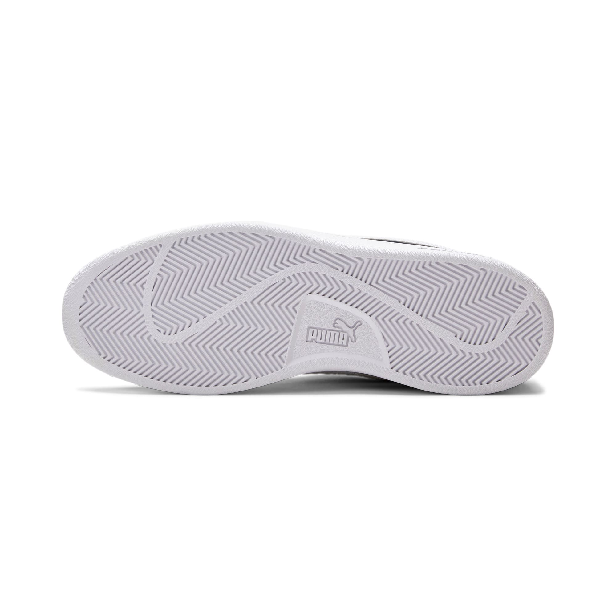 Thumbnail 4 of PUMA Smash v2 Sneakers, Peacoat-Puma White, medium