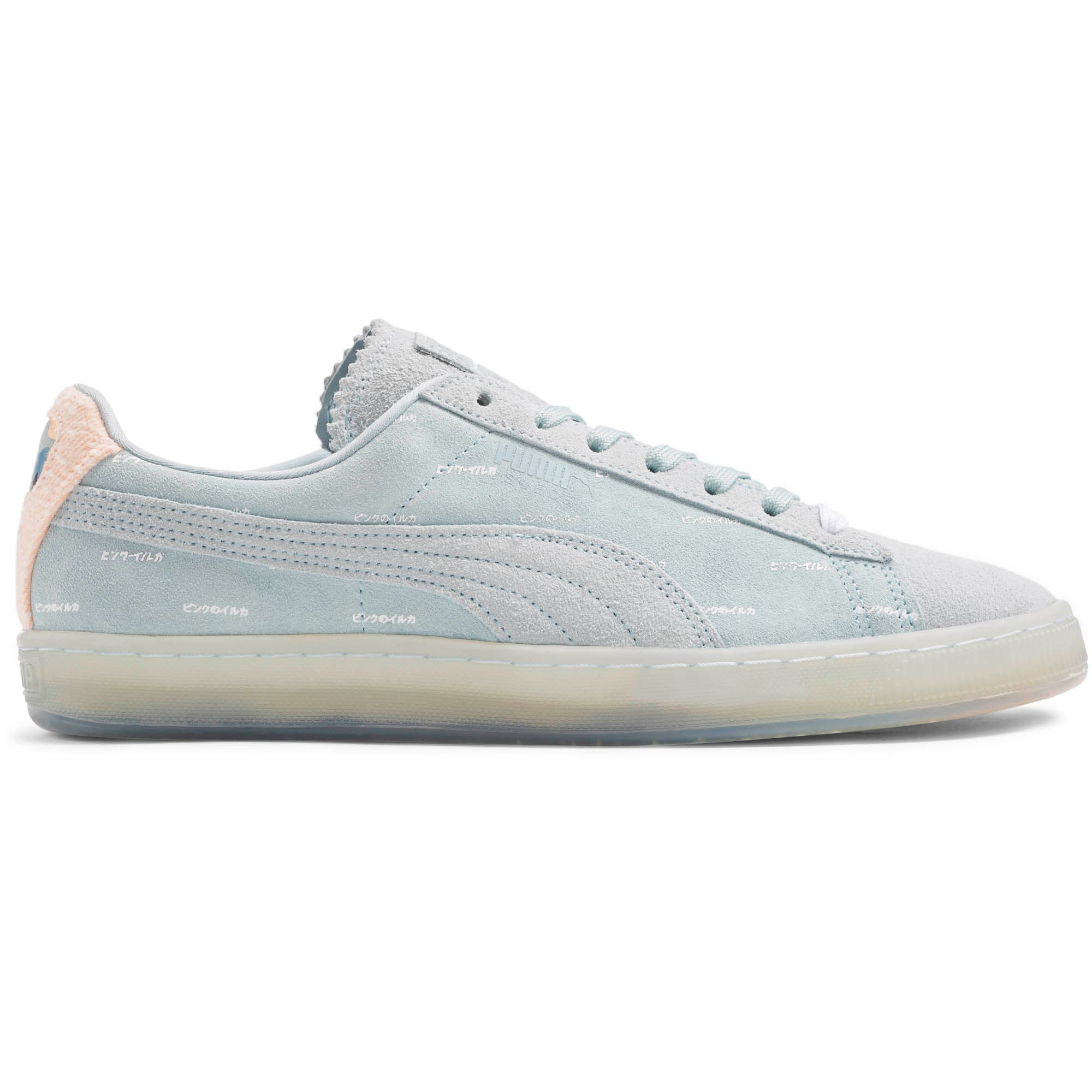 official photos 9d972 f5969 Suede V2 Pink Dolphin Men's Sneakers