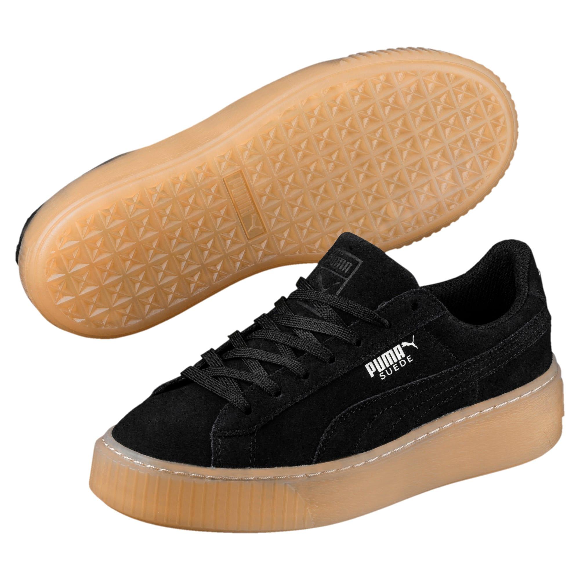 huge selection of cbd50 766df Suede Platform Jewel Little Kids' Shoes