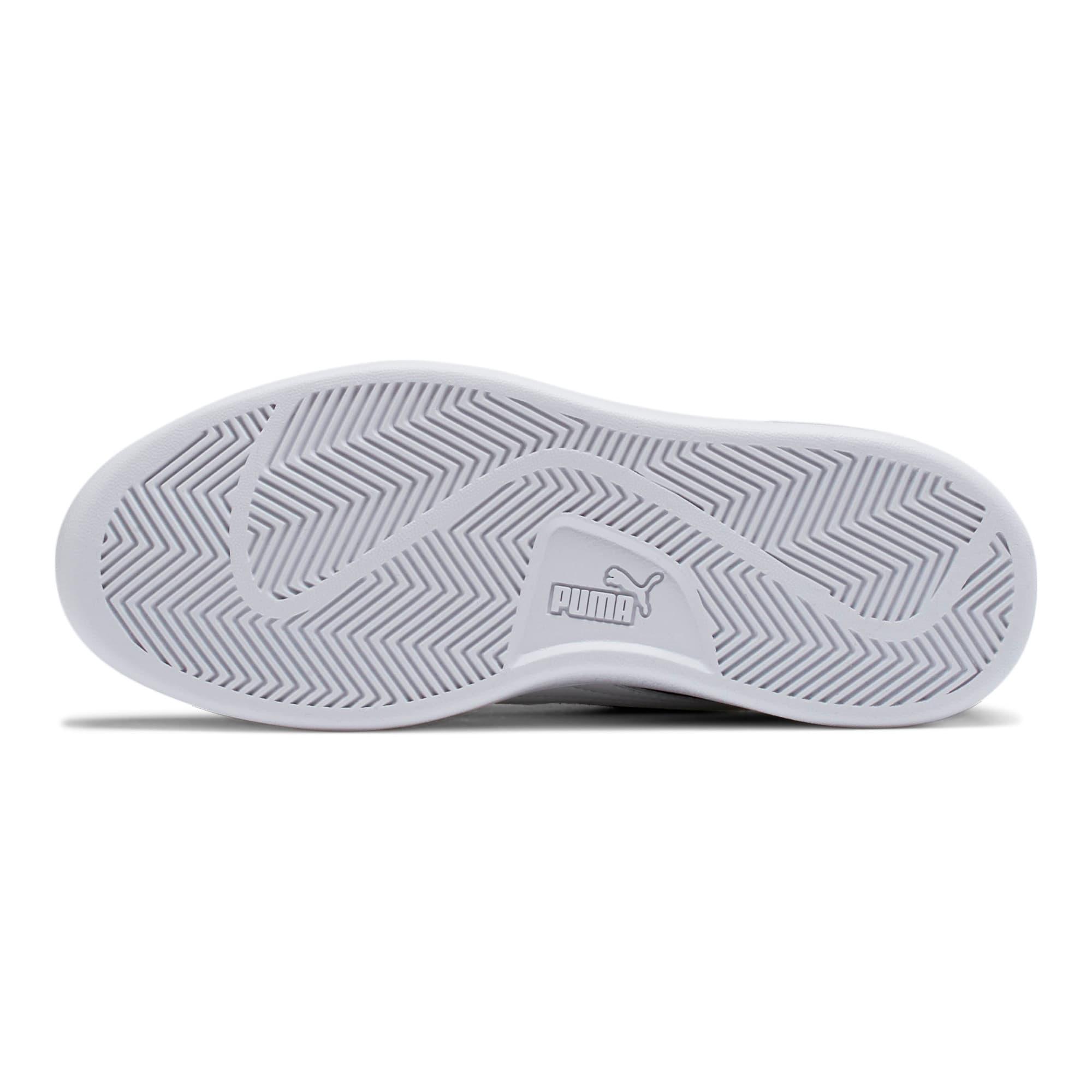 Thumbnail 3 of Smash v2 Suede Sneakers JR, Peacoat-Puma White, medium