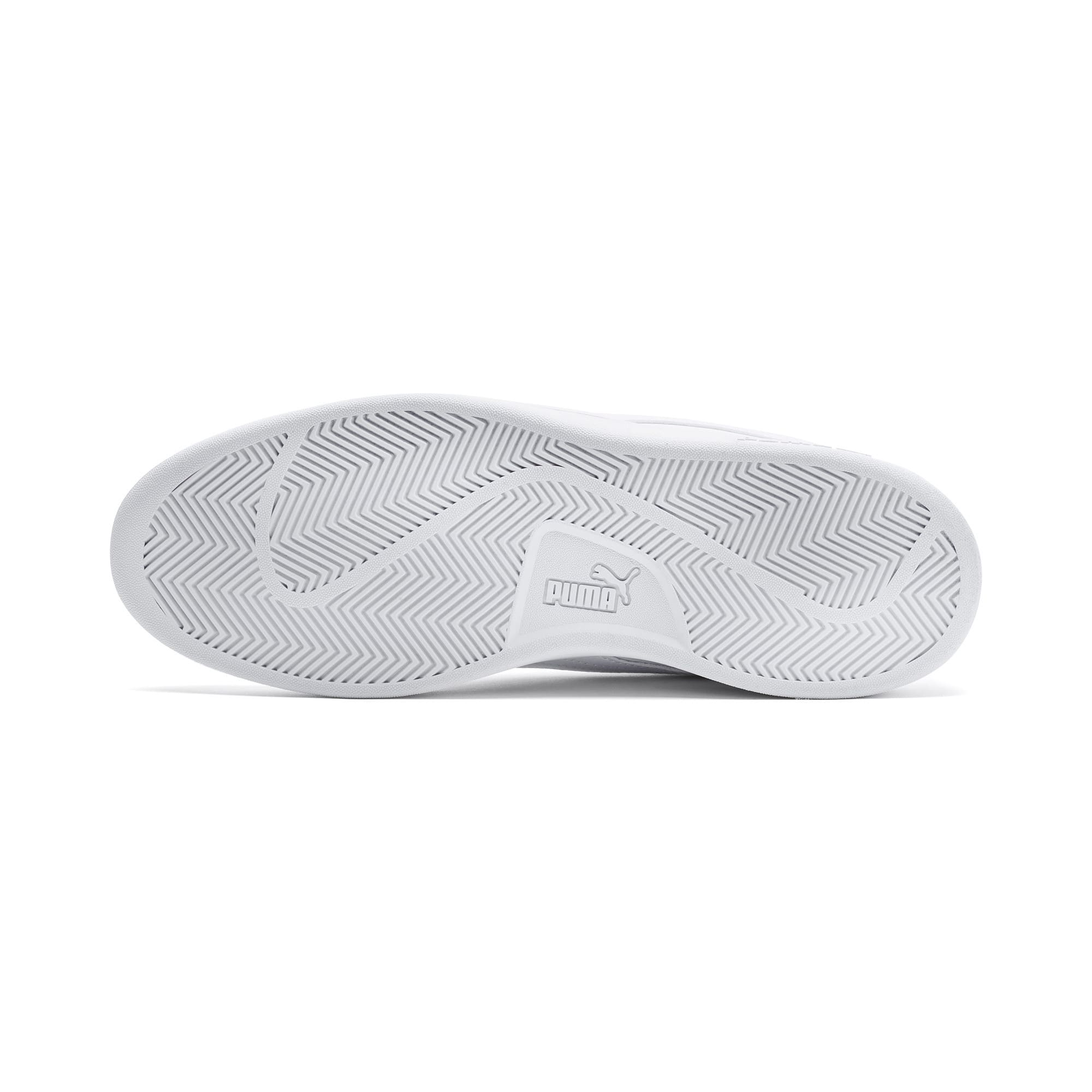 Thumbnail 4 of Puma Smash v2 L, Puma White-Puma White, medium