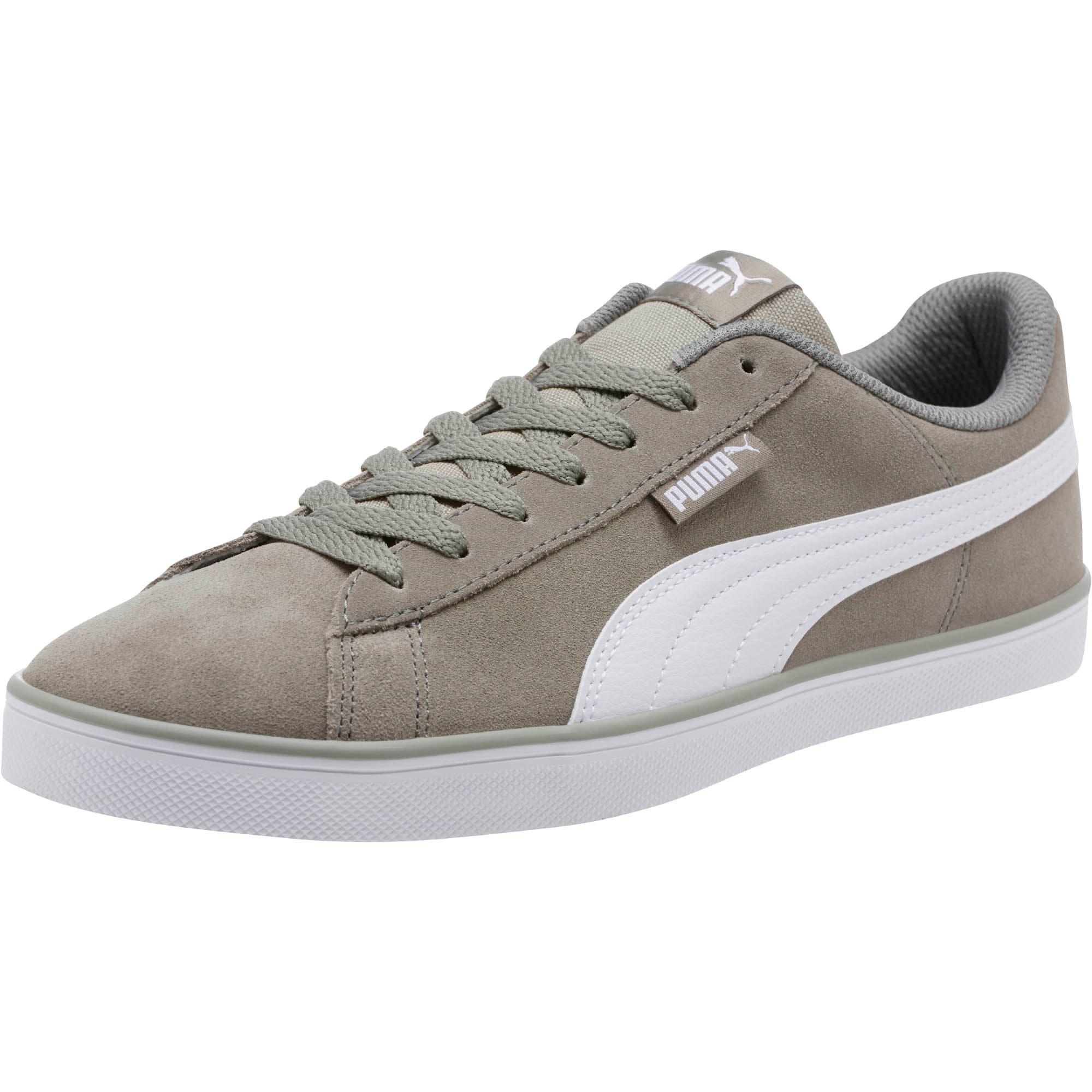 Thumbnail 1 of Urban Plus Suede Sneakers, Rock Ridge-Puma White, medium