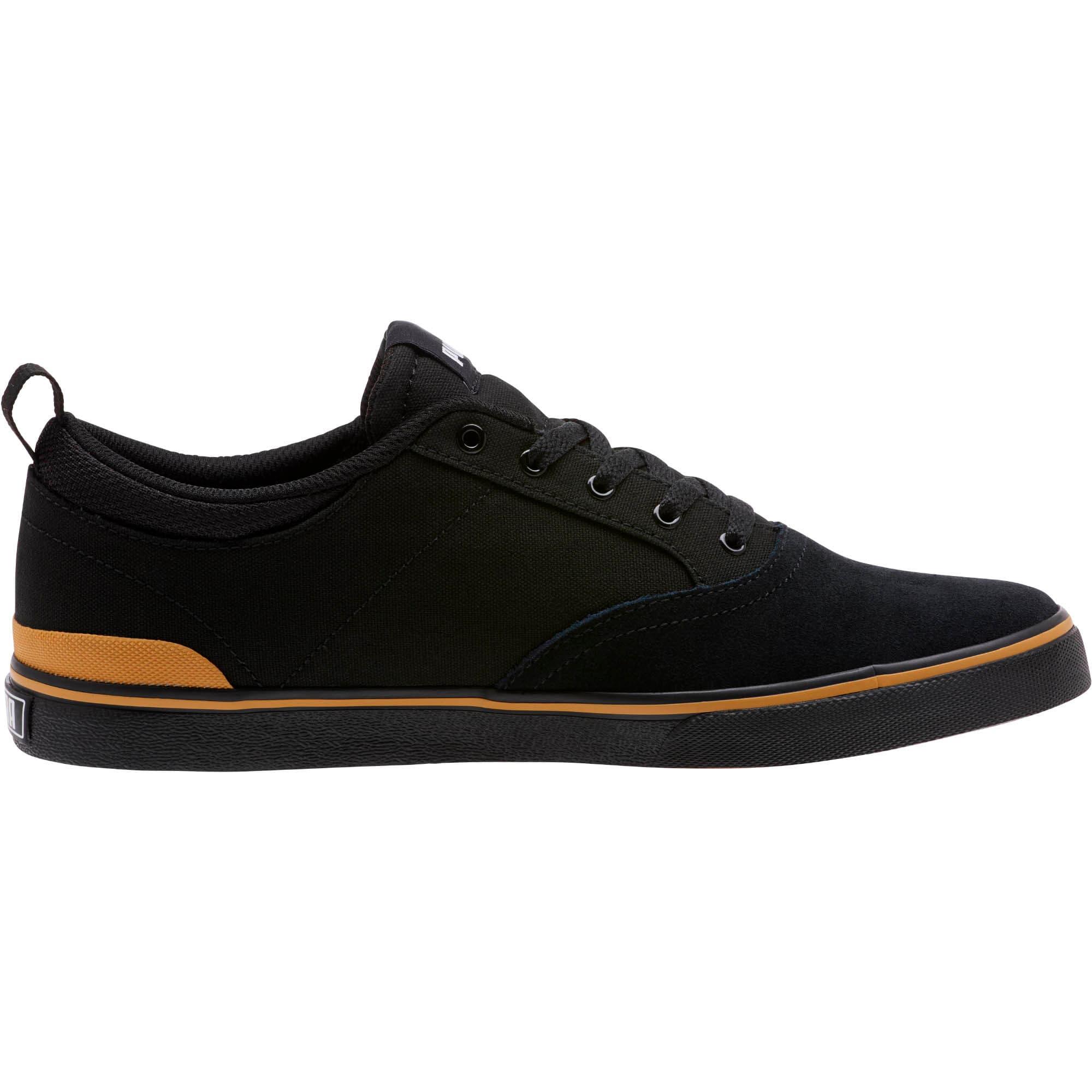Thumbnail 3 of Puma Bridger Cat Men's Sneakers, Puma Black-Asphalt, medium