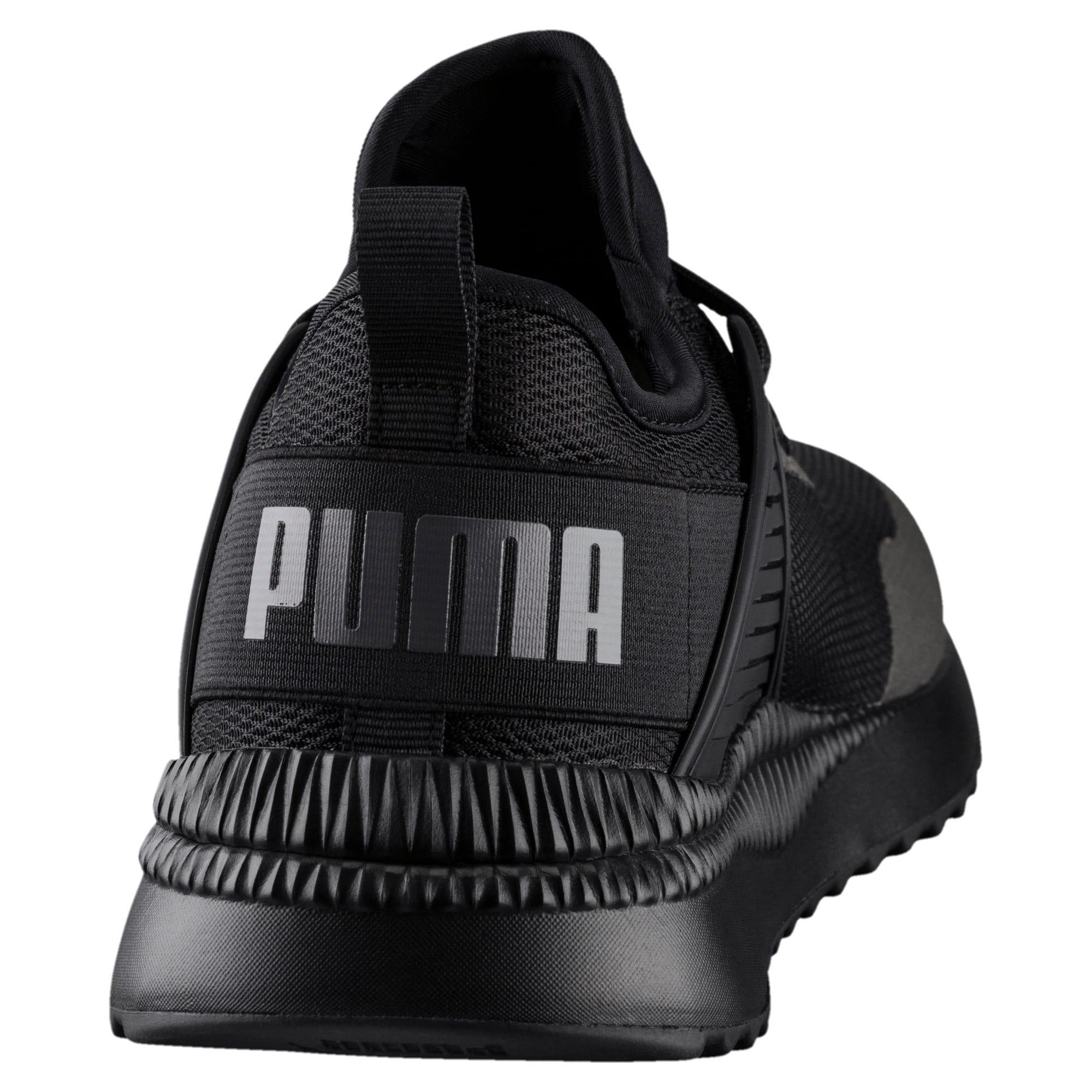 Thumbnail 4 of Pacer Next Cage Sneakers, Puma Black-Puma Black, medium