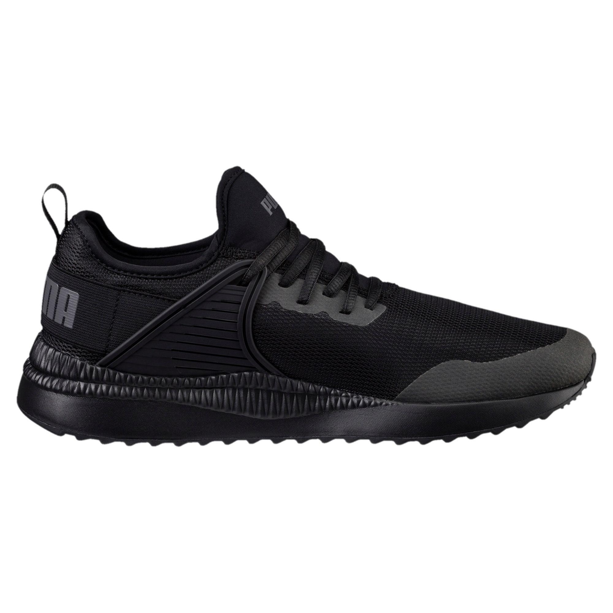 Thumbnail 3 of Pacer Next Cage Sneakers, Puma Black-Puma Black, medium