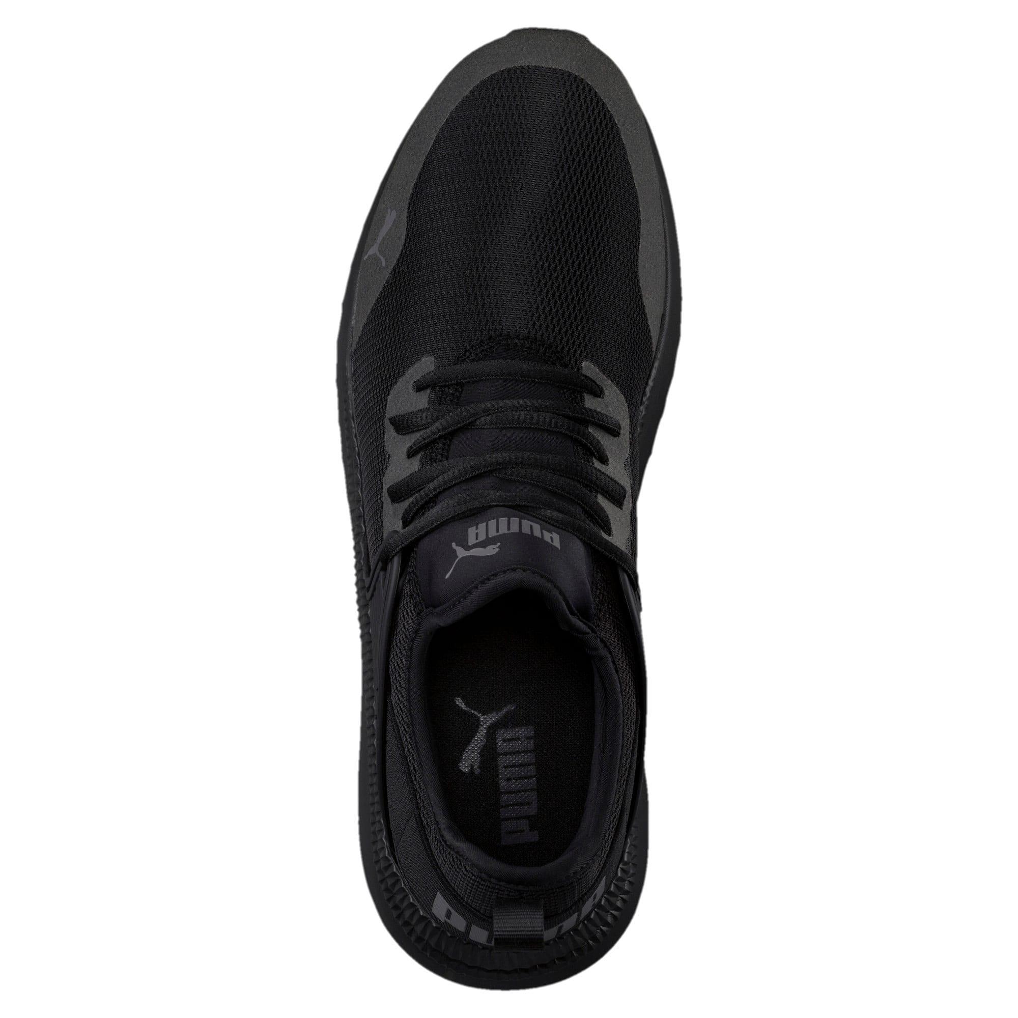 Thumbnail 5 of Pacer Next Cage Sneakers, Puma Black-Puma Black, medium