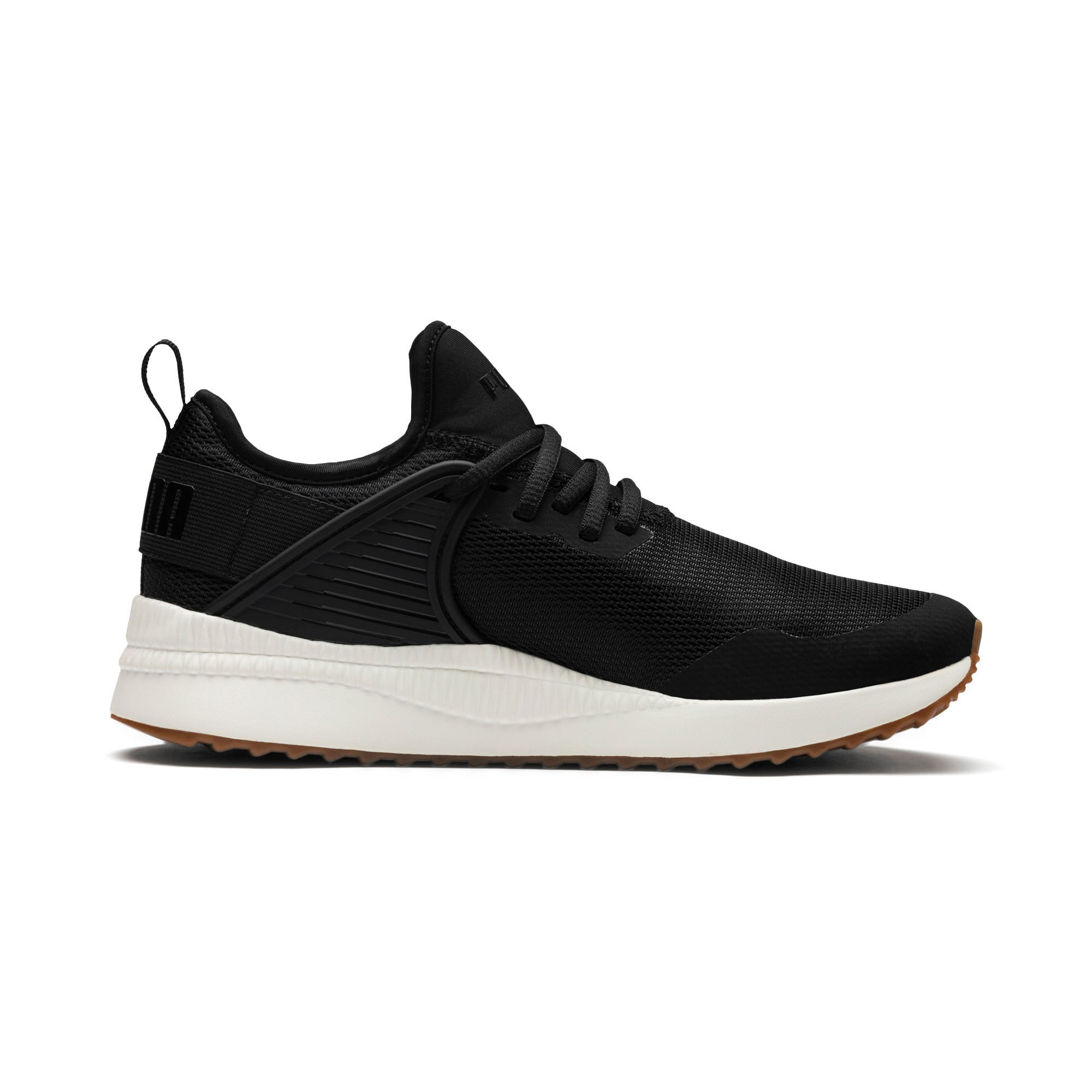 Thumbnail 5 of Pacer Next Cage Sneakers, P. Black-P. Black-Whis.White, medium
