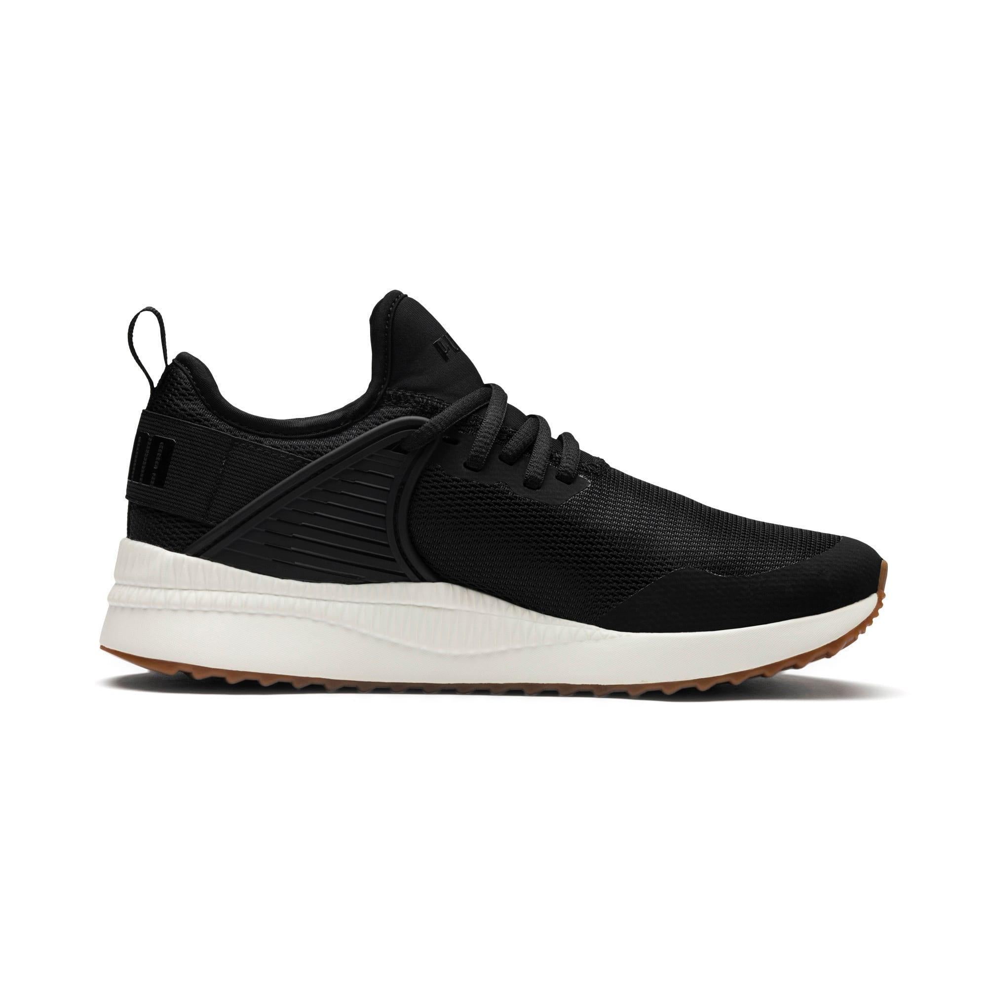 Thumbnail 5 of Pacer Next Cage Sneakers, P. Black-P. Black-Whis.White, medium