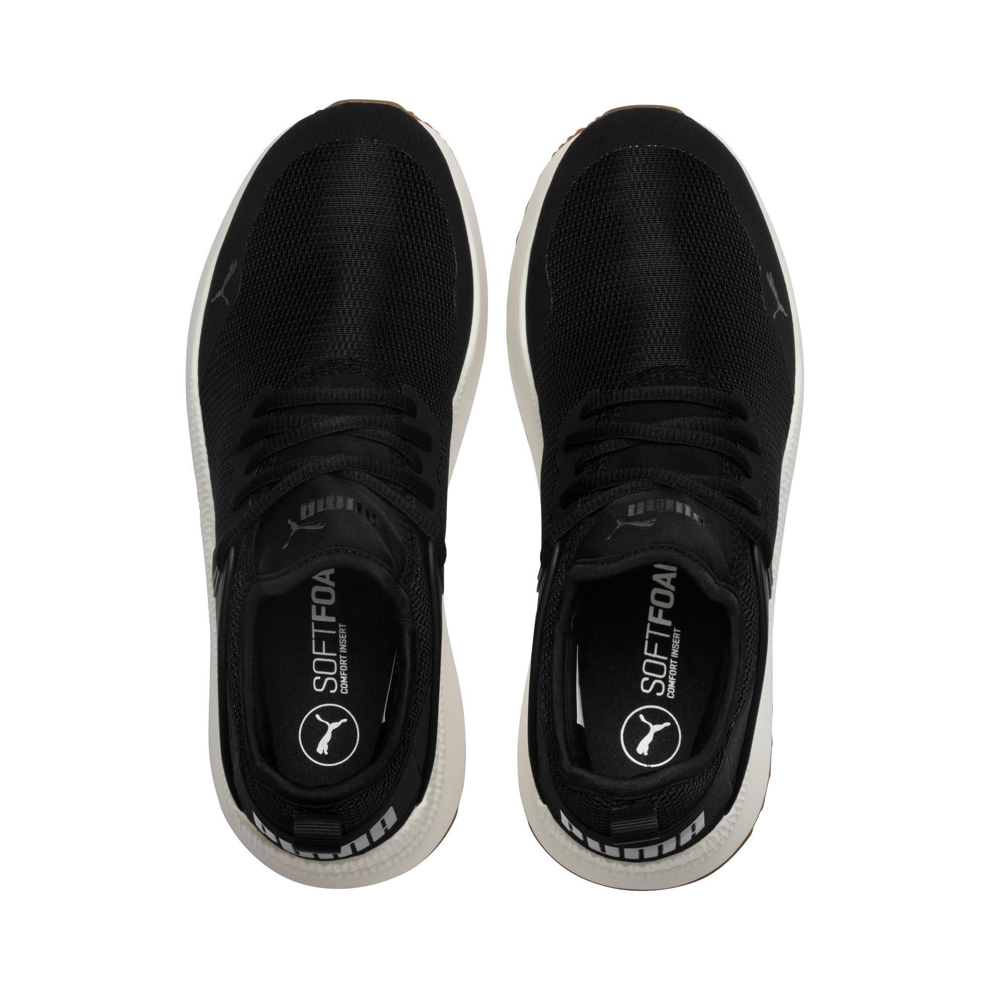 Thumbnail 6 of Pacer Next Cage Sneakers, P. Black-P. Black-Whis.White, medium