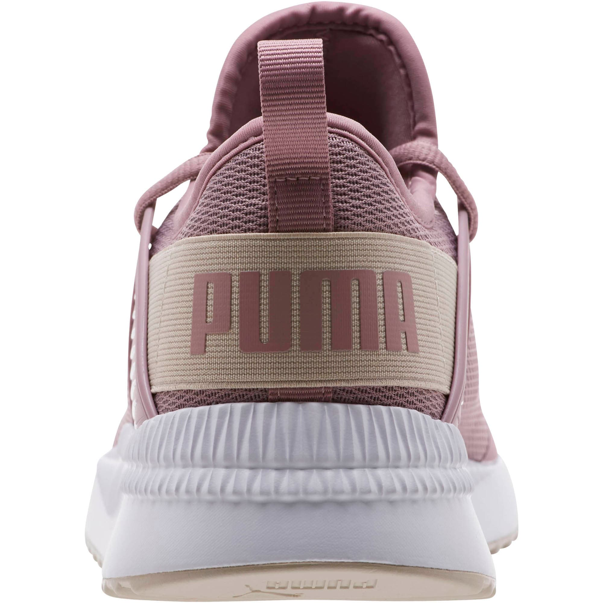 Thumbnail 4 of Pacer Next Cage Sneakers, Elderberry-Silver Gray, medium