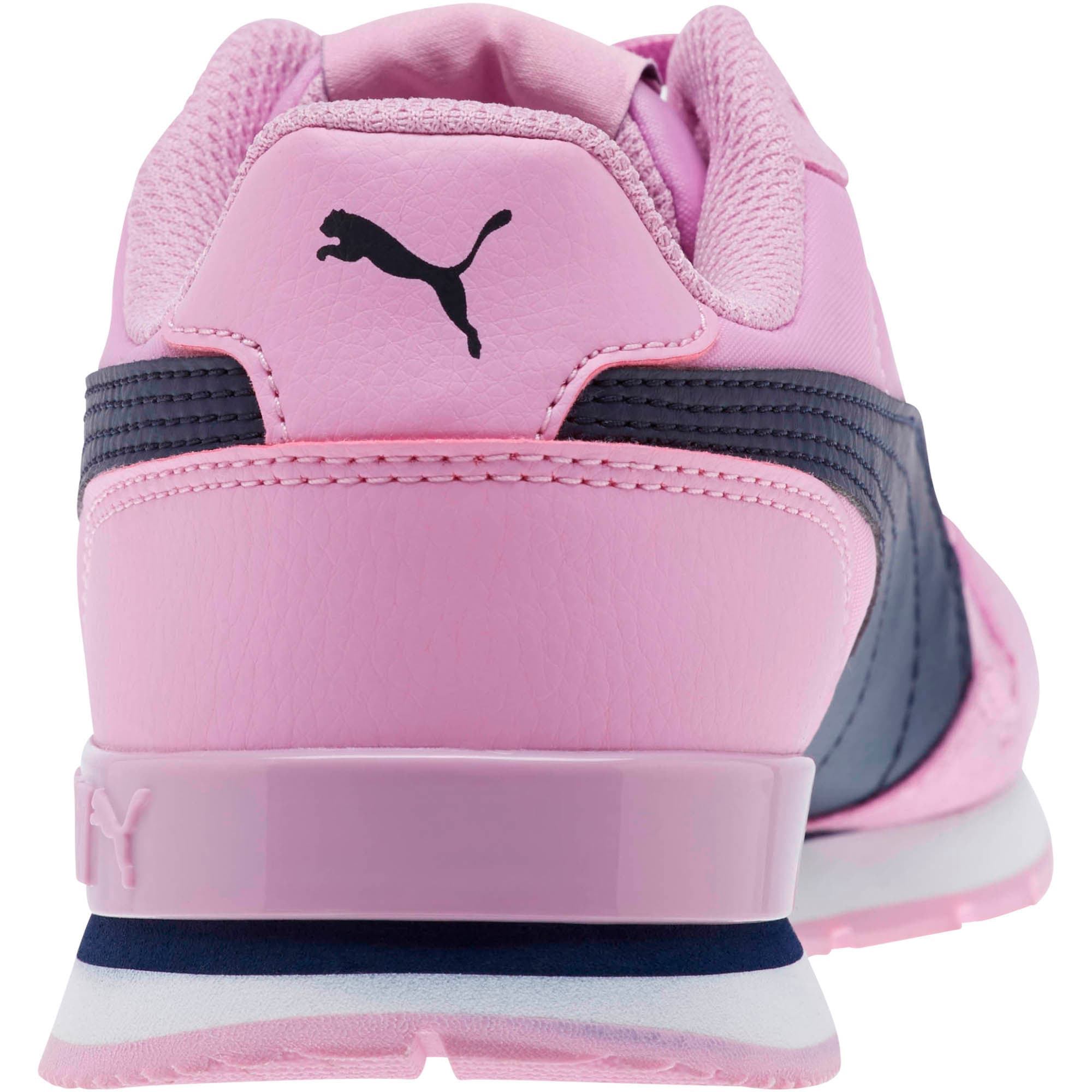 Thumbnail 4 of ST Runner v2 NL Sneakers JR, Orchid-Peacoat, medium