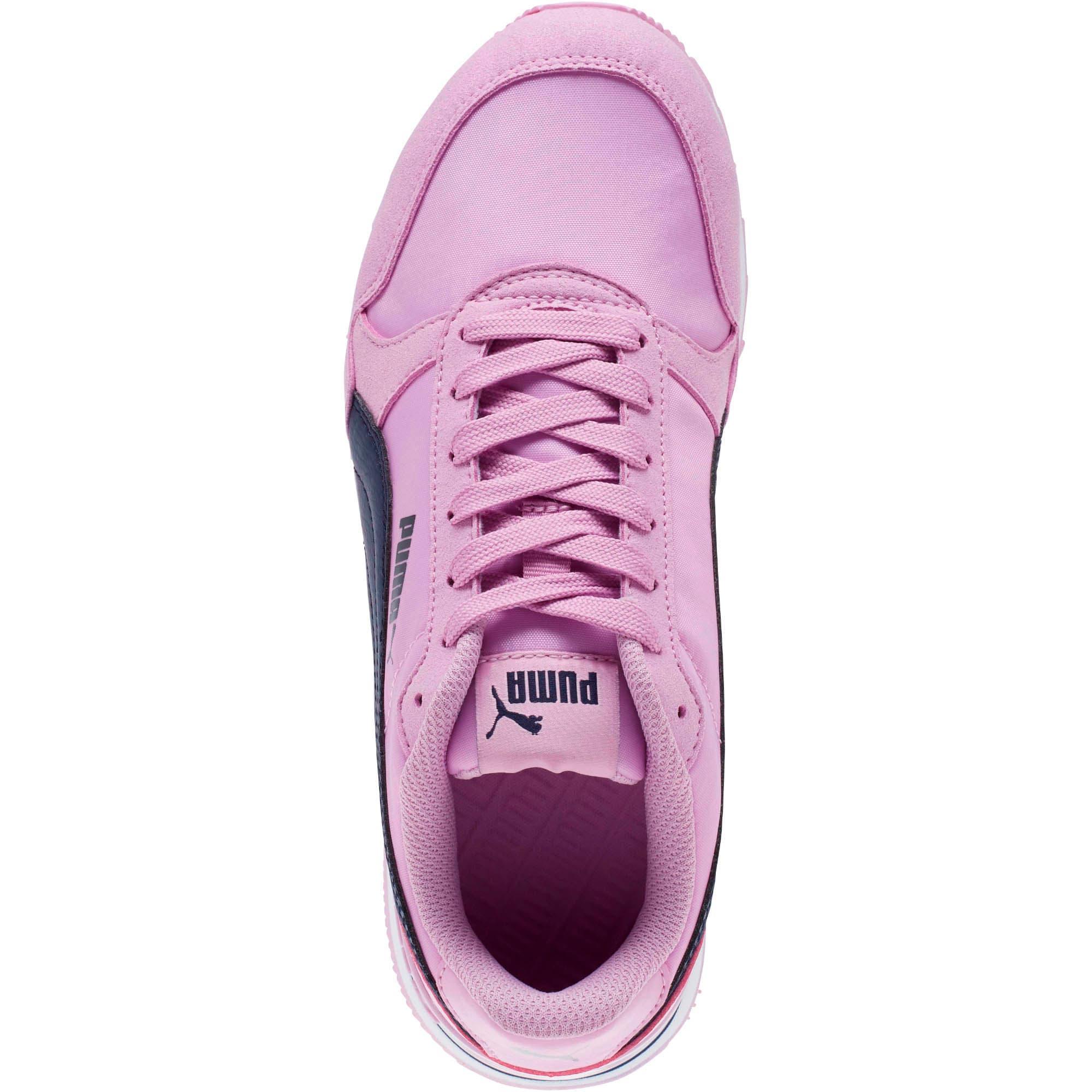 Thumbnail 5 of ST Runner v2 NL Sneakers JR, Orchid-Peacoat, medium