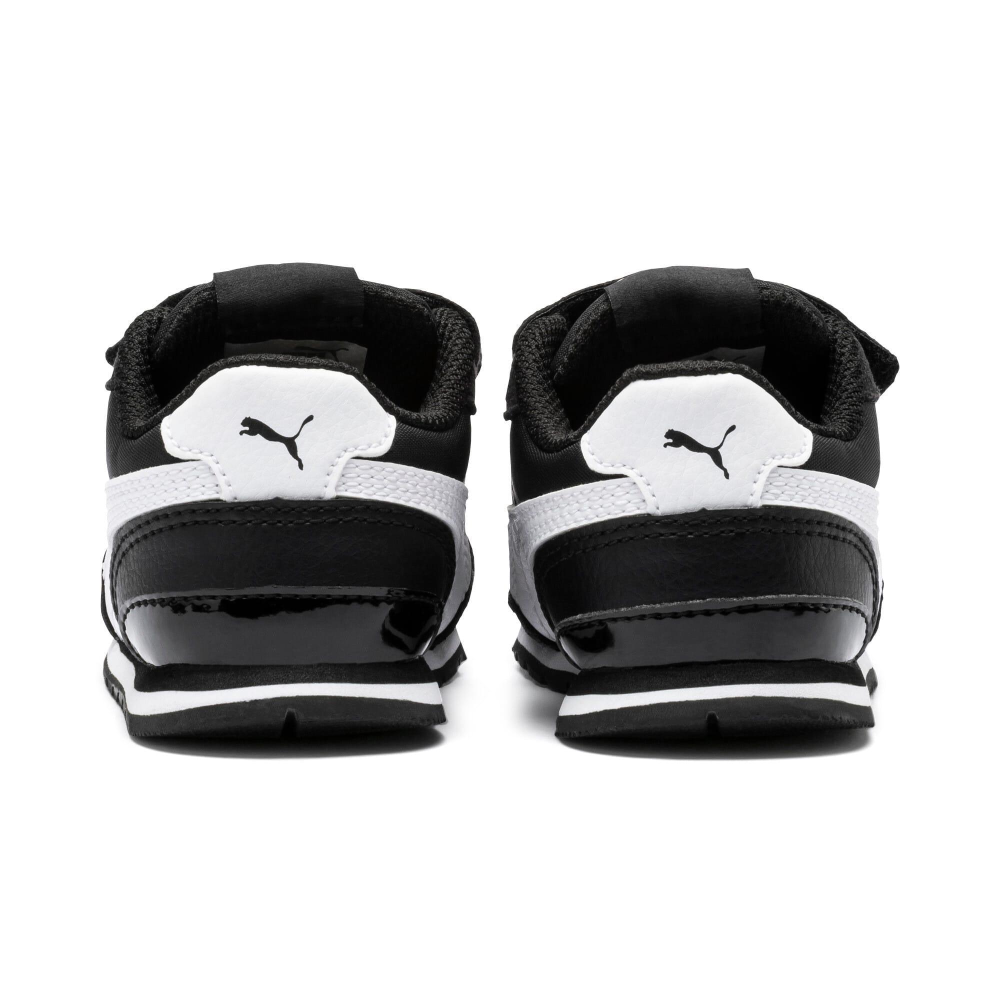Thumbnail 3 of ST Runner v2 Little Kids' Shoes, Puma Black-Puma White, medium