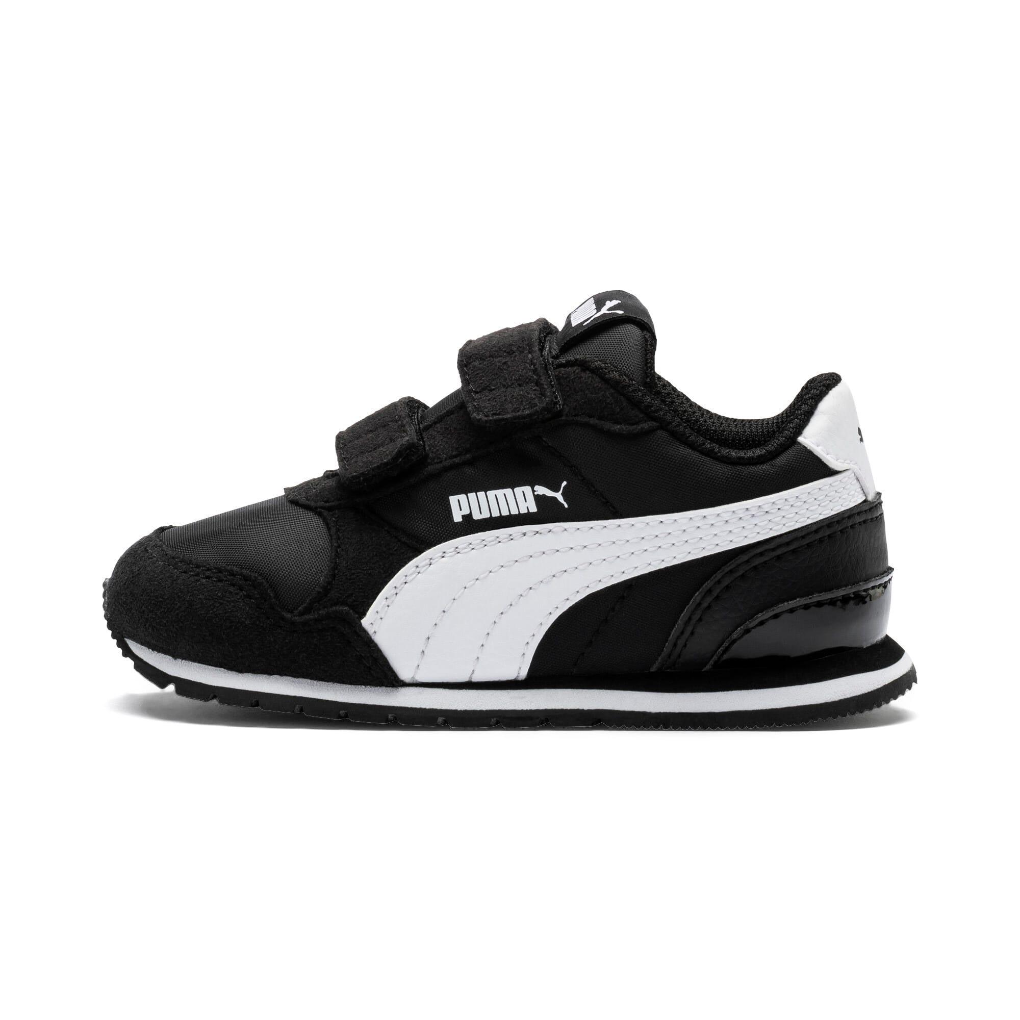 Thumbnail 1 of ST Runner v2 Little Kids' Shoes, Puma Black-Puma White, medium