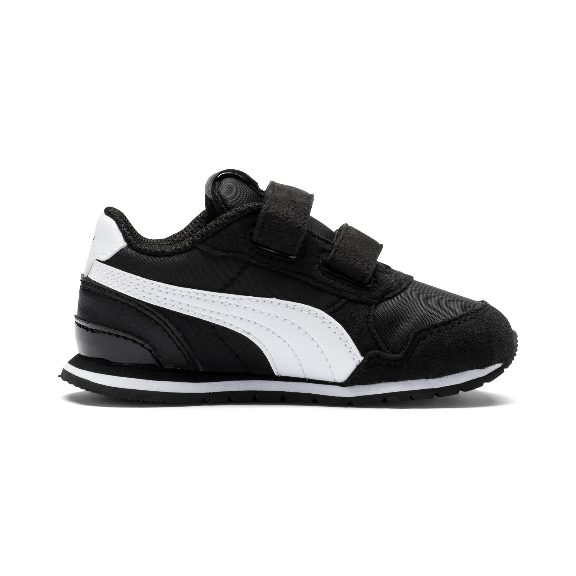 Thumbnail 5 of ST Runner v2 Little Kids' Shoes, Puma Black-Puma White, medium