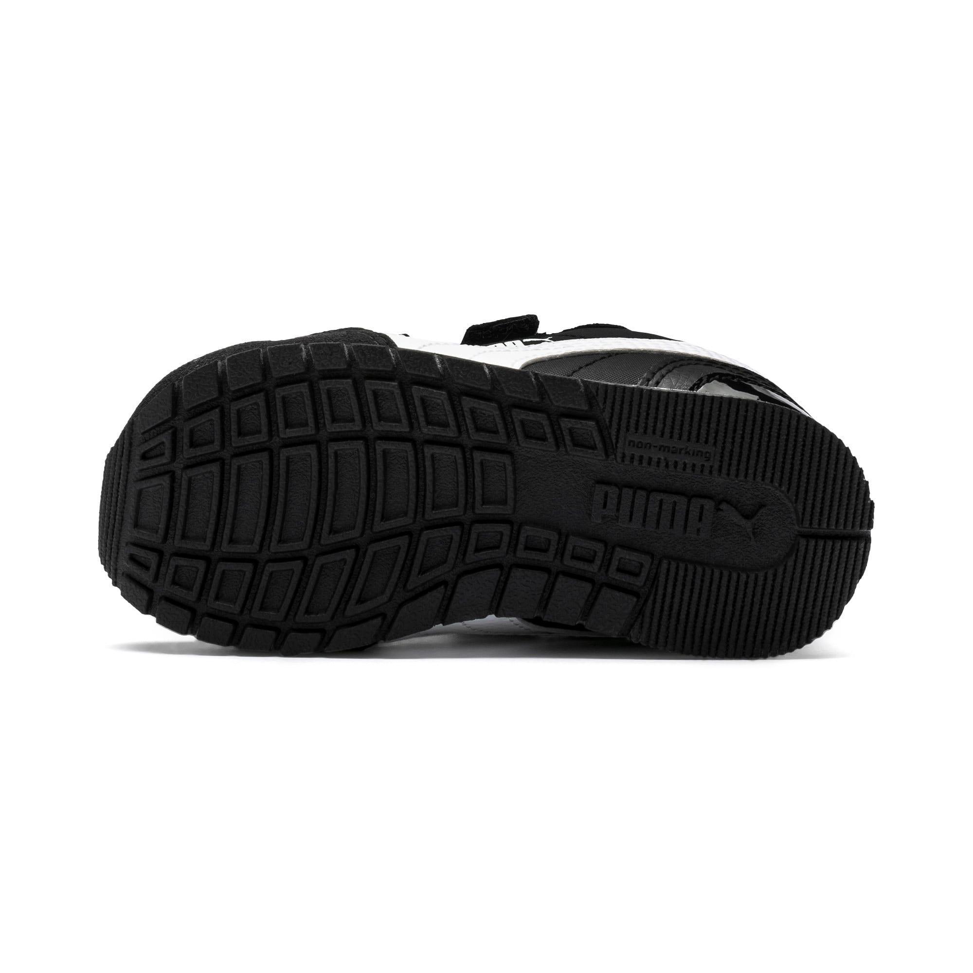 Thumbnail 4 of ST Runner V2 V Toddler Shoes, Puma Black-Puma White, medium