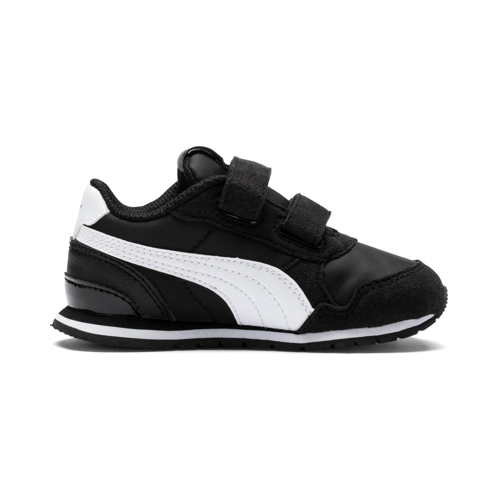 Thumbnail 5 of ST Runner V2 V Toddler Shoes, Puma Black-Puma White, medium