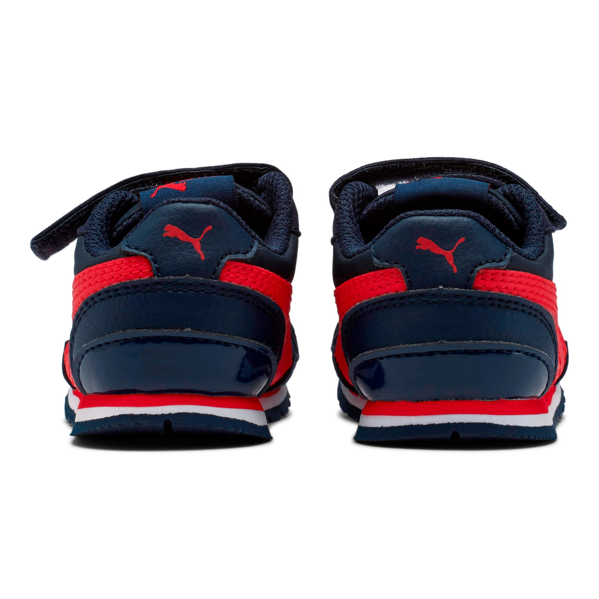 Thumbnail 4 of ST Runner V2 V Toddler Shoes, Peacoat-Ribbon Red, medium