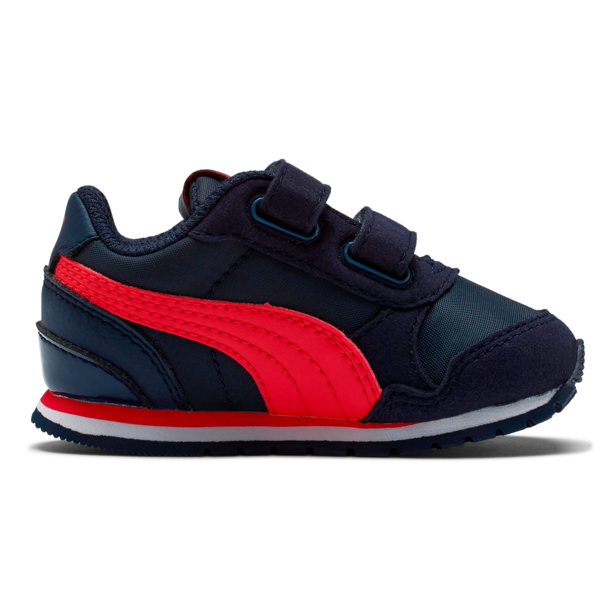 Thumbnail 5 of ST Runner V2 V Toddler Shoes, Peacoat-Ribbon Red, medium