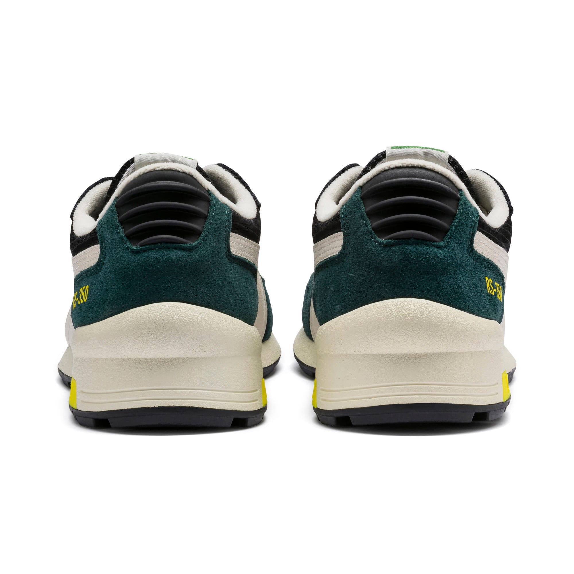 Thumbnail 4 of RS-350 OG Men's Sneakers, Puma Black-Ponderosa Pine, medium