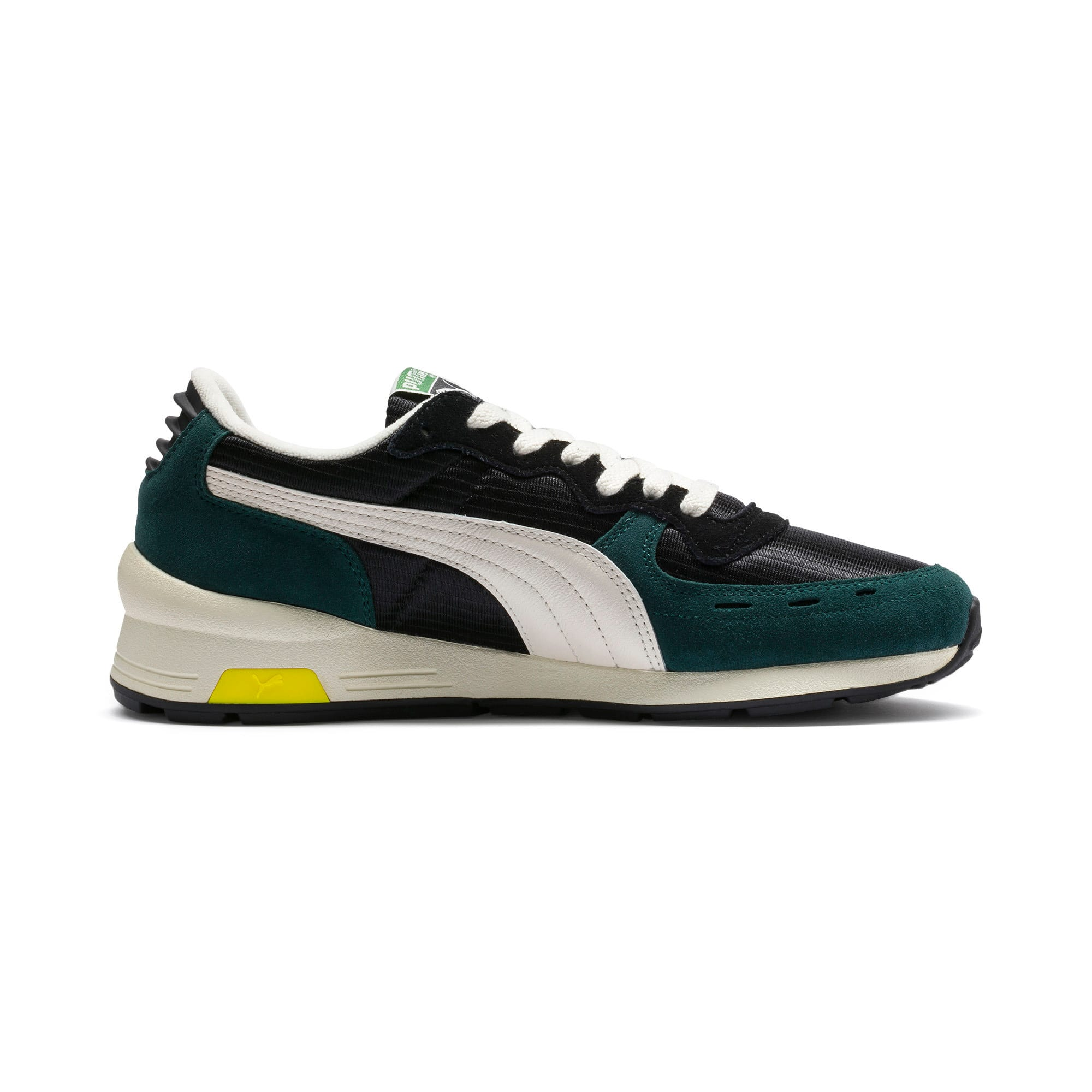Thumbnail 6 of RS-350 OG Men's Sneakers, Puma Black-Ponderosa Pine, medium
