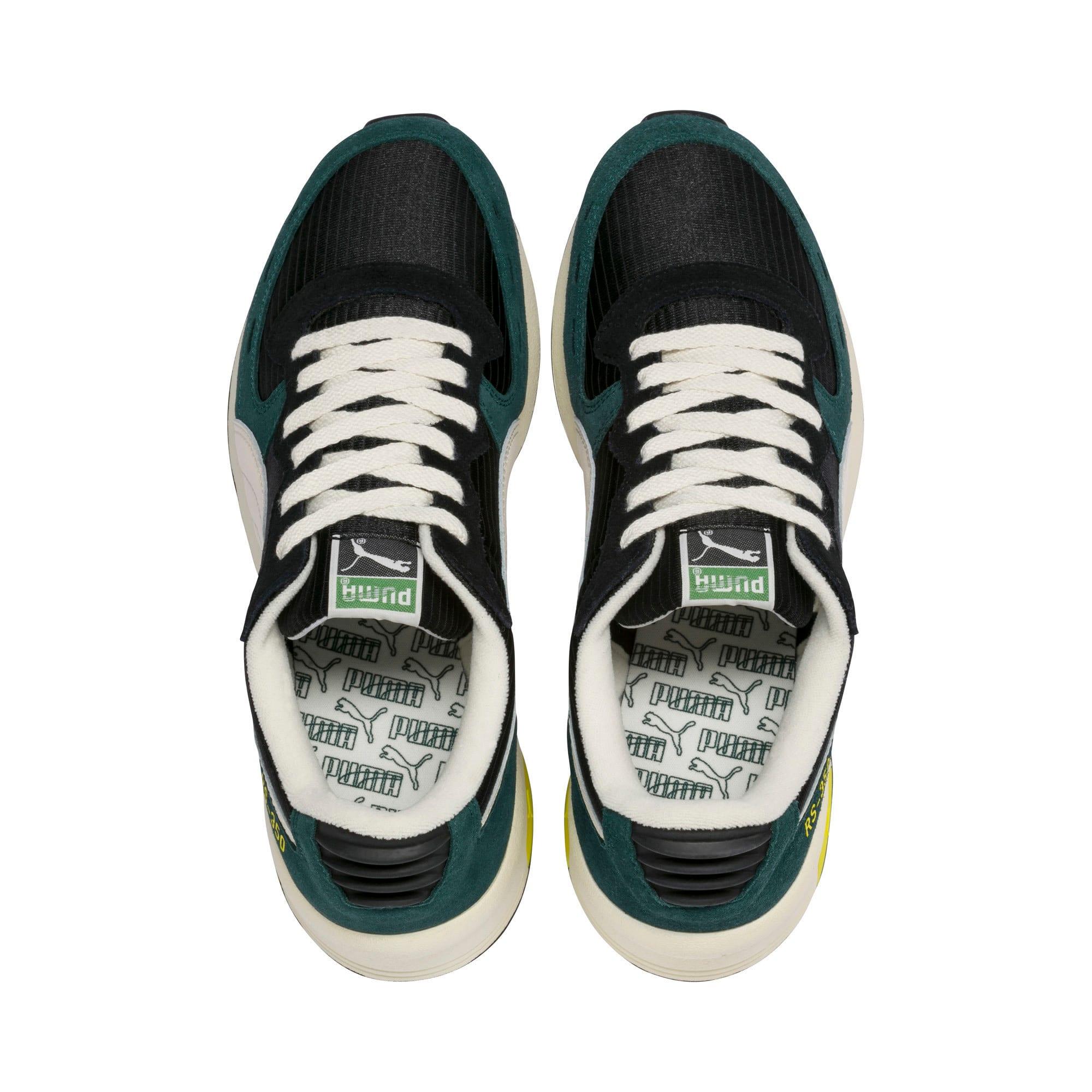 Thumbnail 7 of RS-350 OG Men's Sneakers, Puma Black-Ponderosa Pine, medium