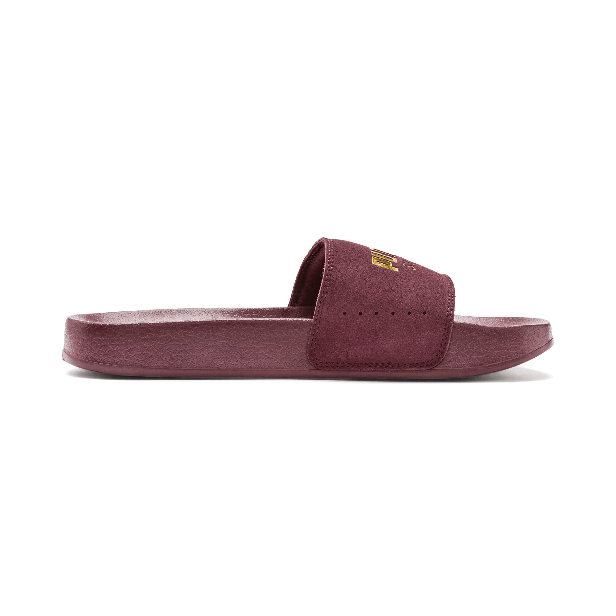 Suede Leadcat, Vineyard Wine-Puma Team Gold, large