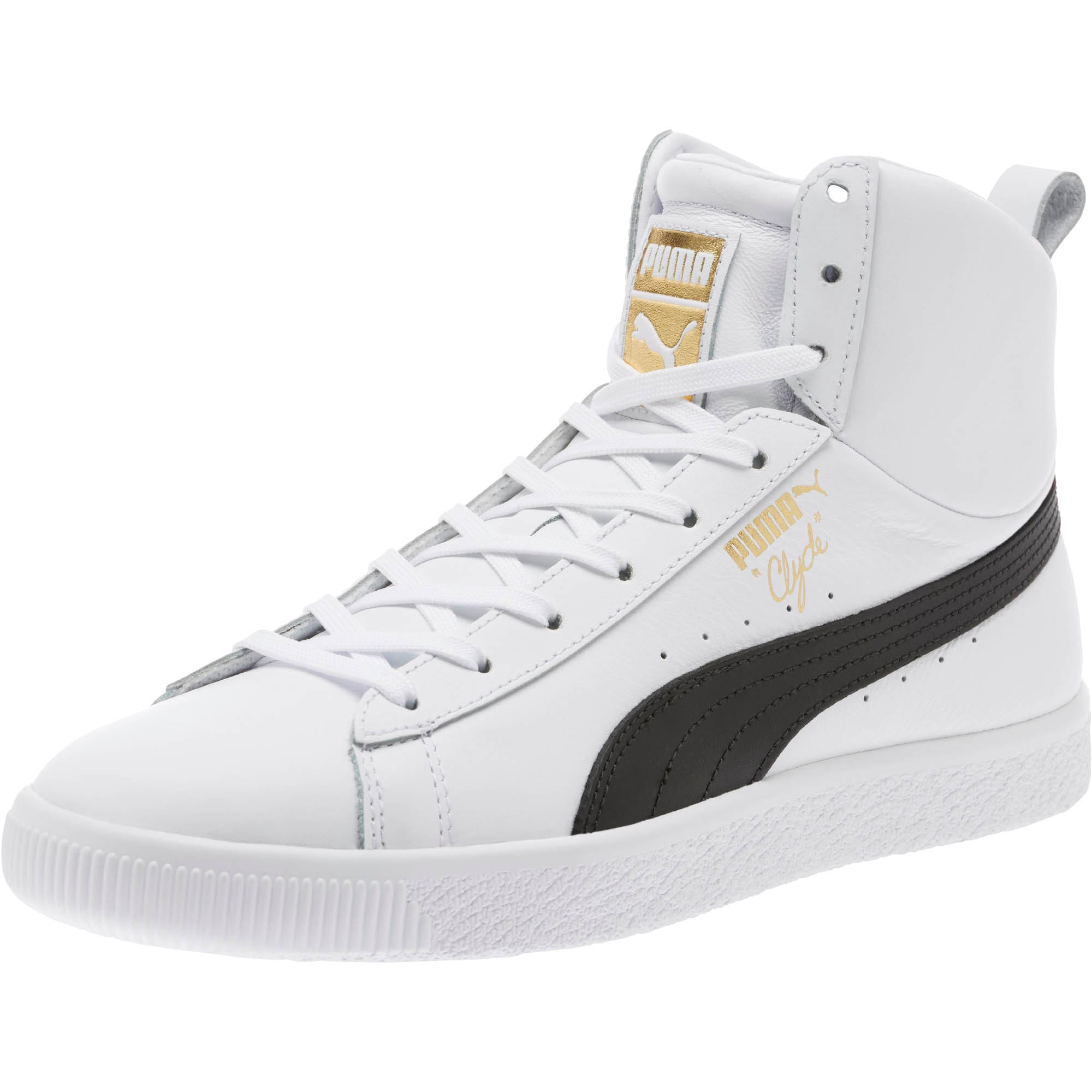 reputable site 60170 f9eaf Clyde Core Mid Sneakers
